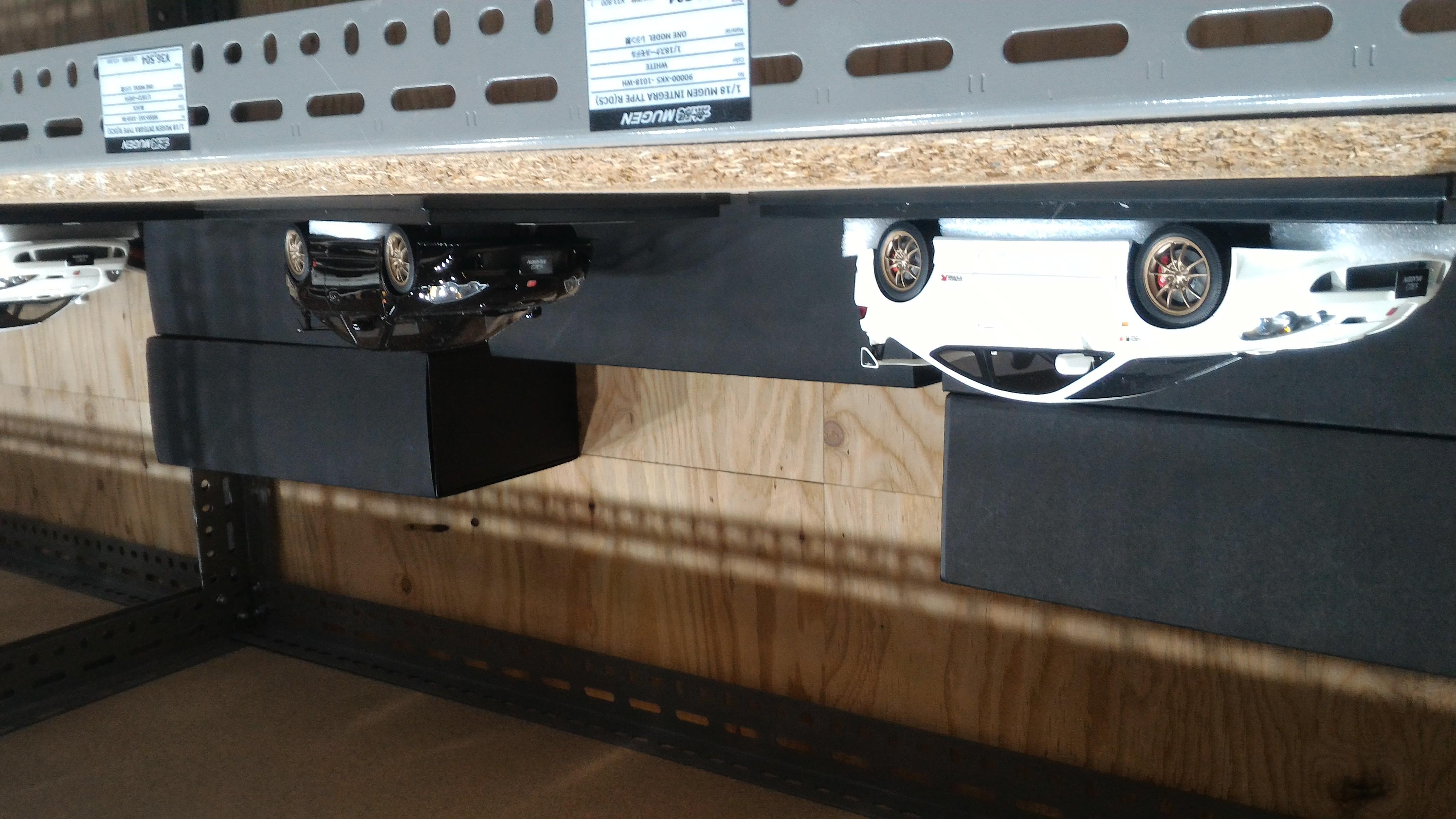 インテグラDC5ミニカー画像