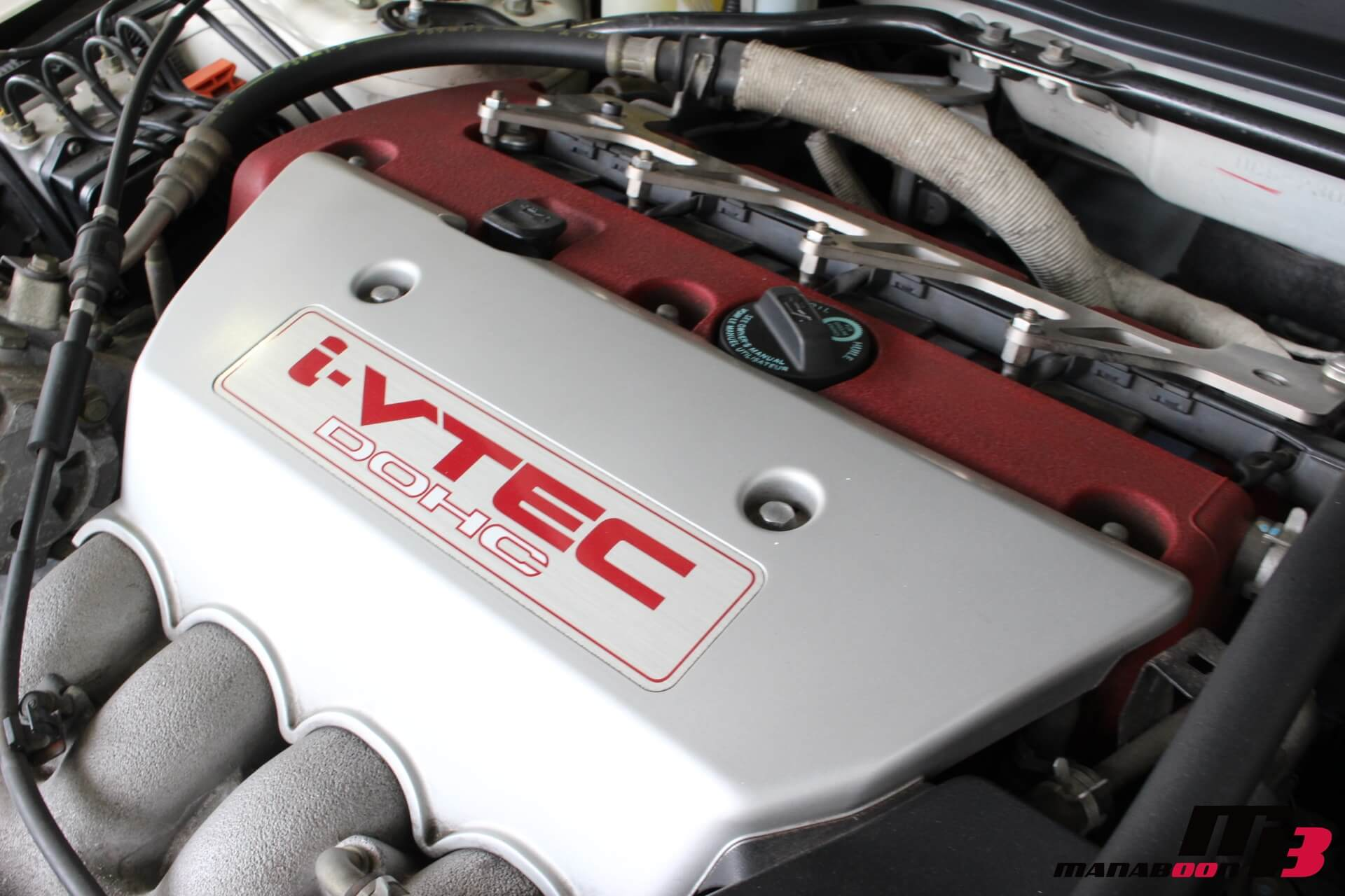 K20Aエンジン画像