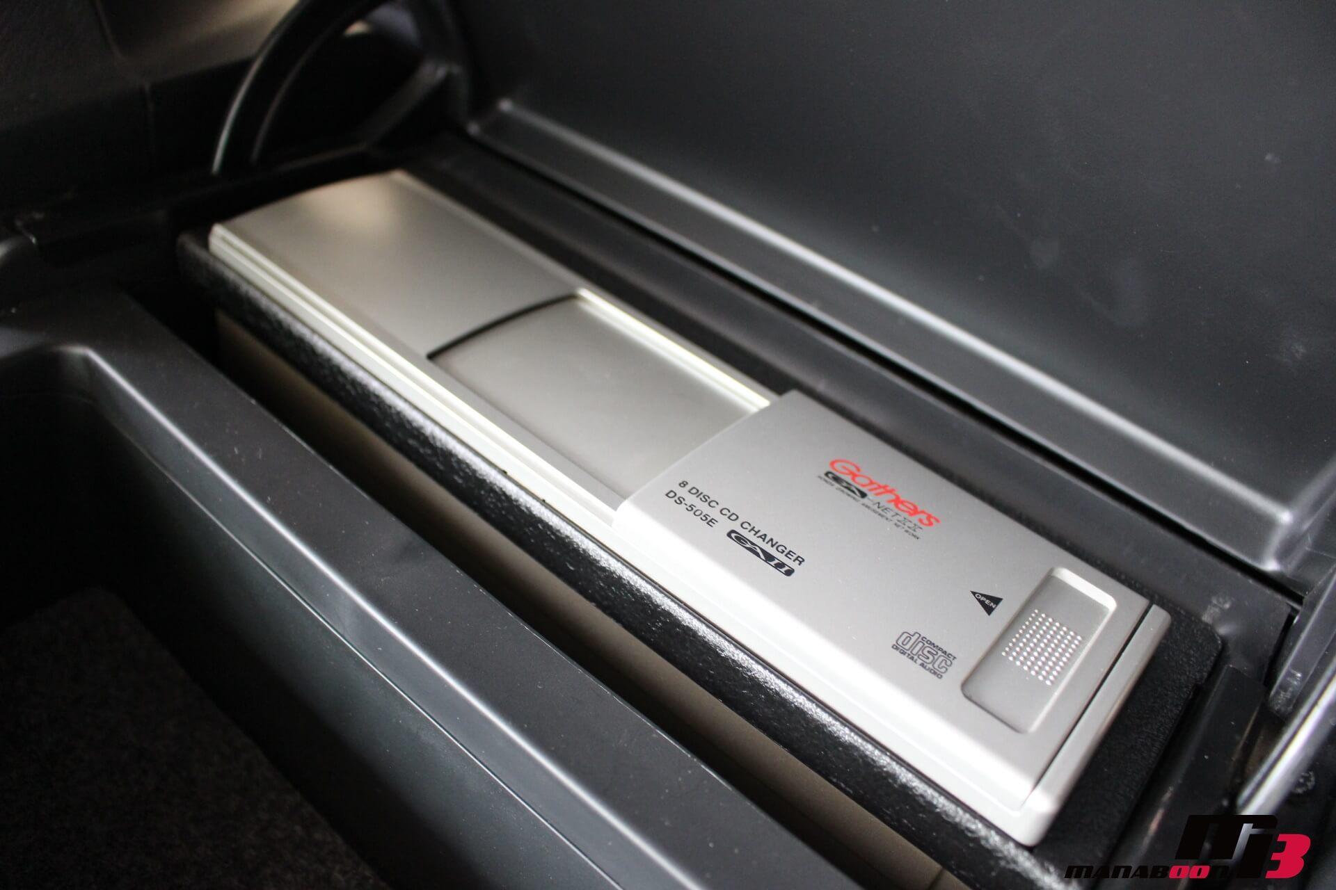 S2000 CDチェンジャー画像