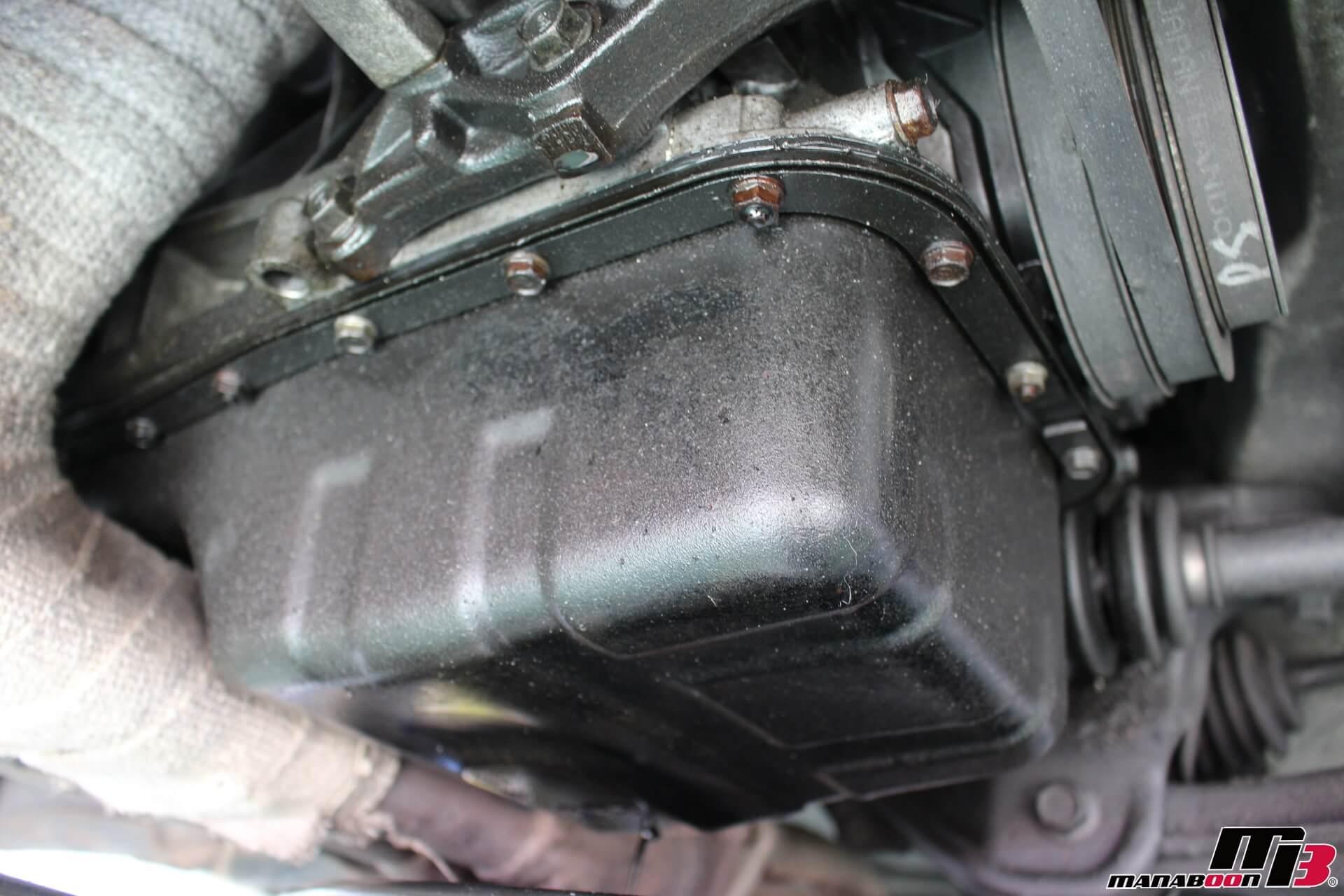 EK9エンジンオイルパンパッキン画像