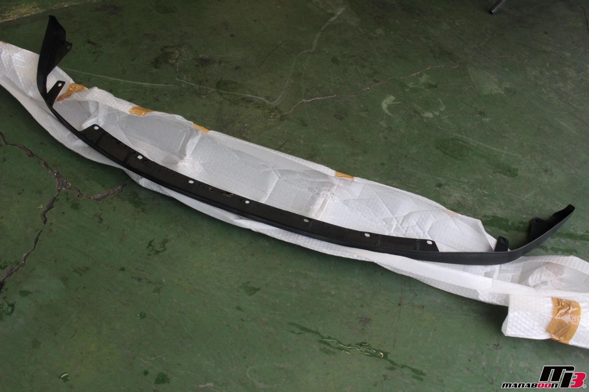 EG6新品フロントリップスポイラー画像