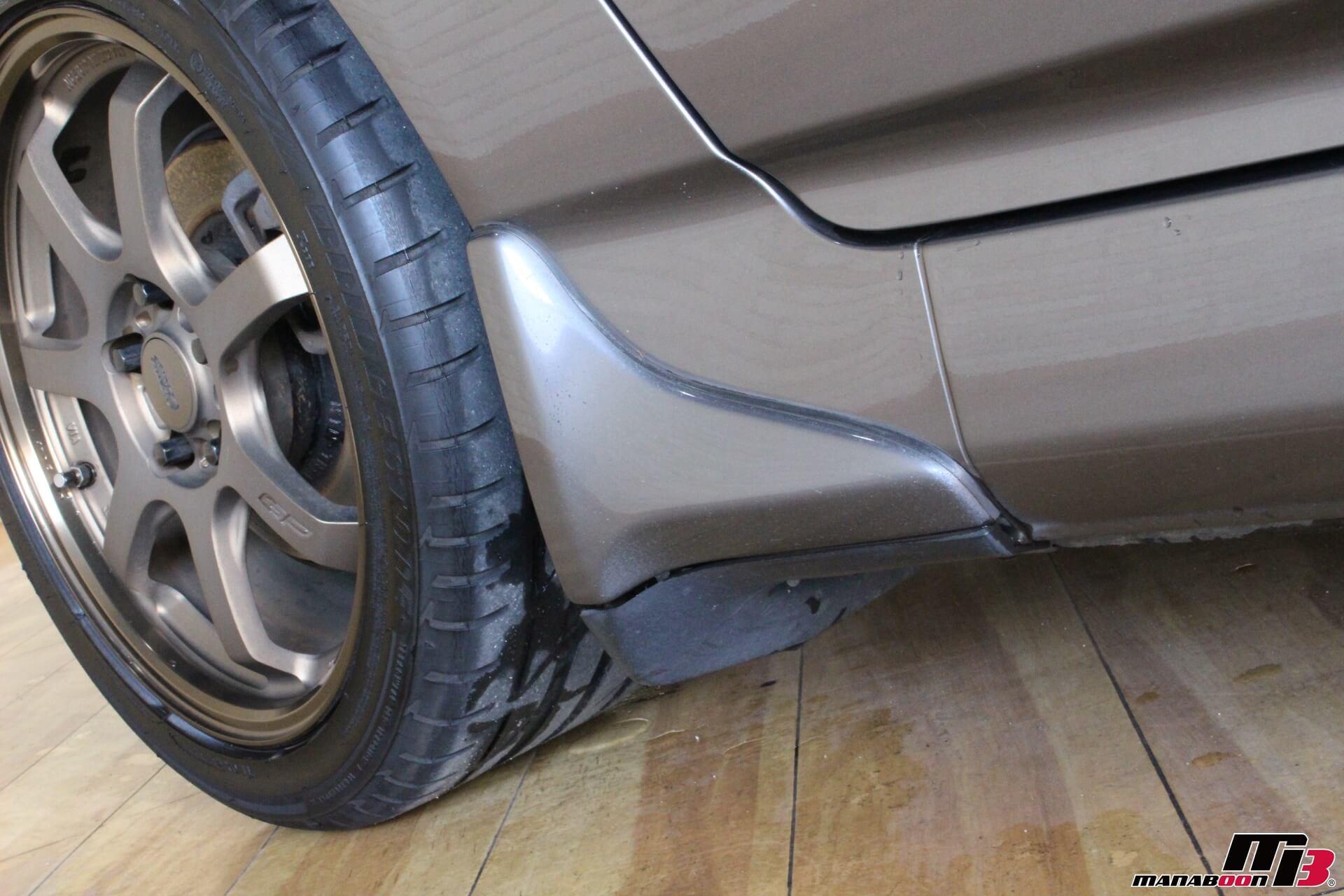 S2000(AP1)後期 サイドストレーキ画像
