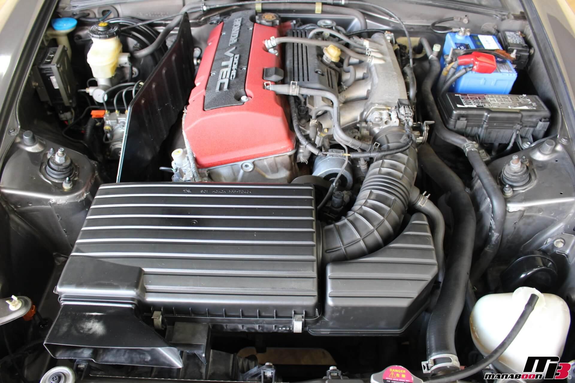 S2000(AP1)後期 エンジン画像