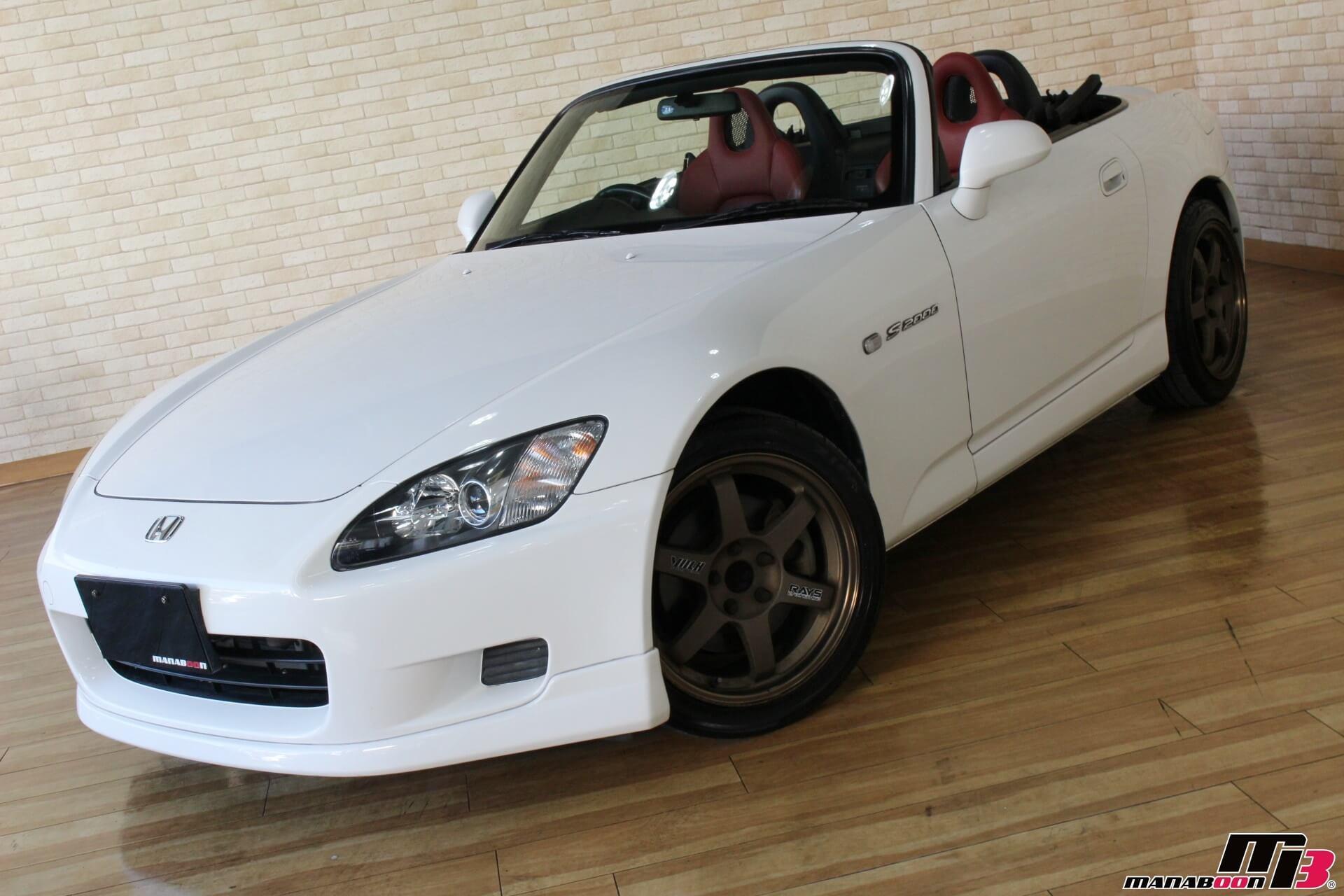 S2000(120型)チャンピオンシップホワイト画像