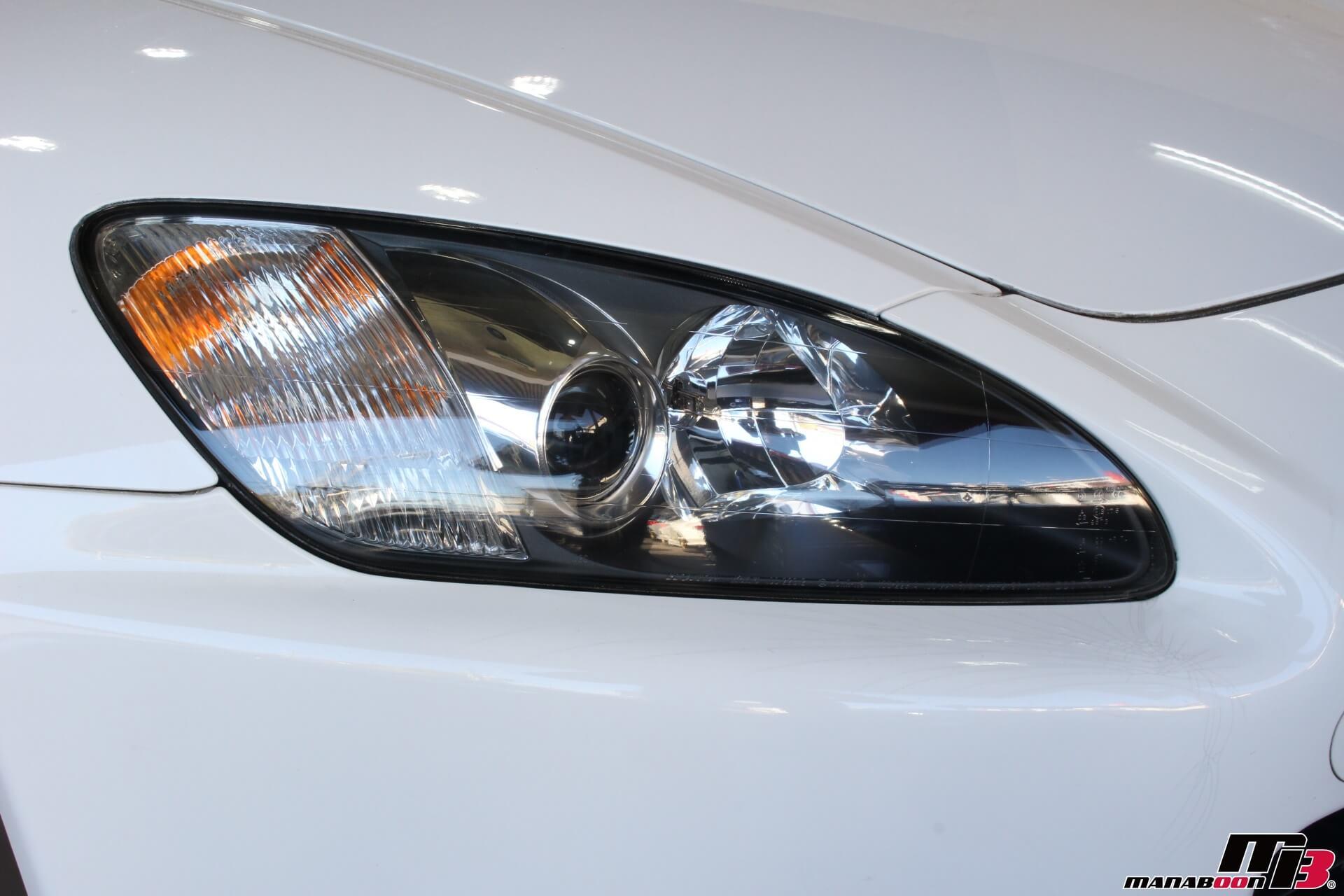S2000(120型)純正右ヘッドライト画像