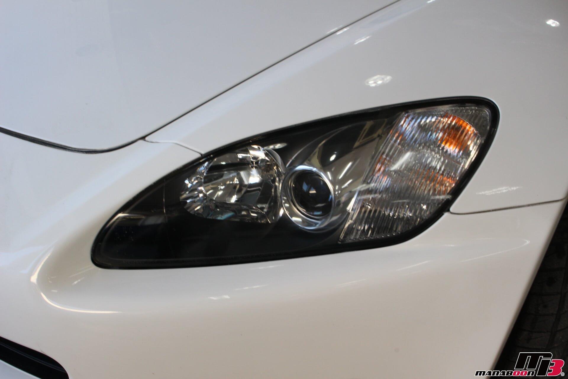 S2000(120型)純正左ヘッドライト画像