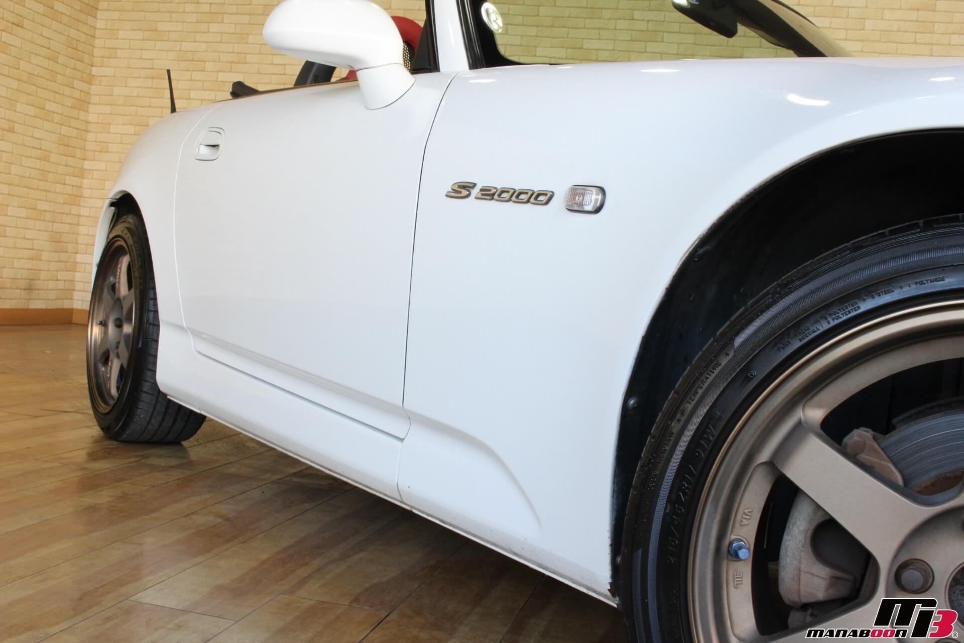 S2000(120型)右側面画像