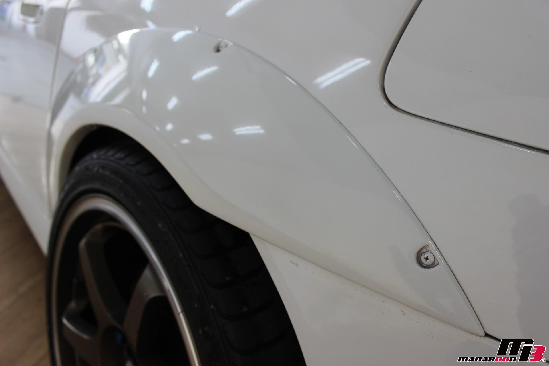 S2000 ASMリアオーバーフェンダー画像