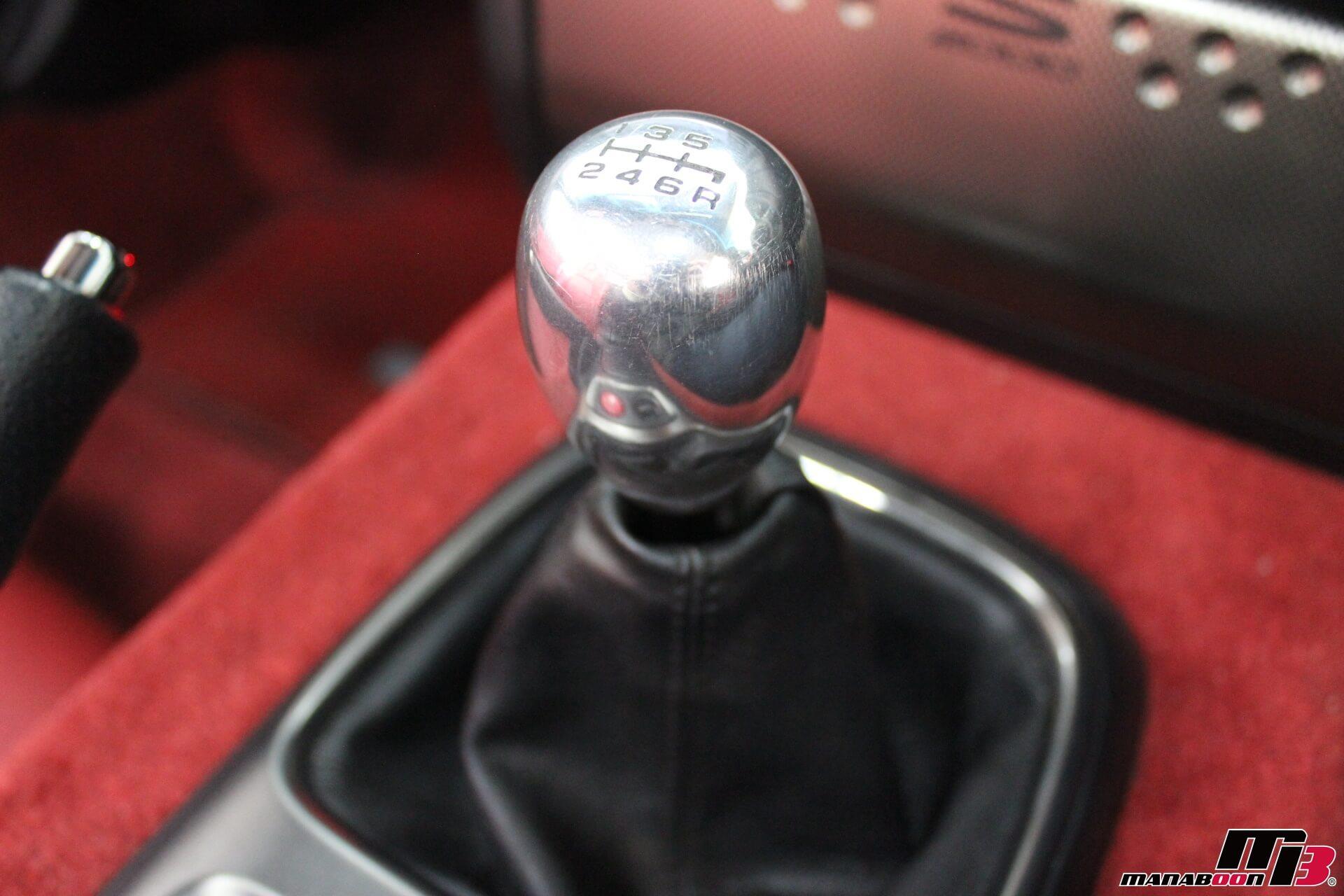 S2000純正シフトノブ画像
