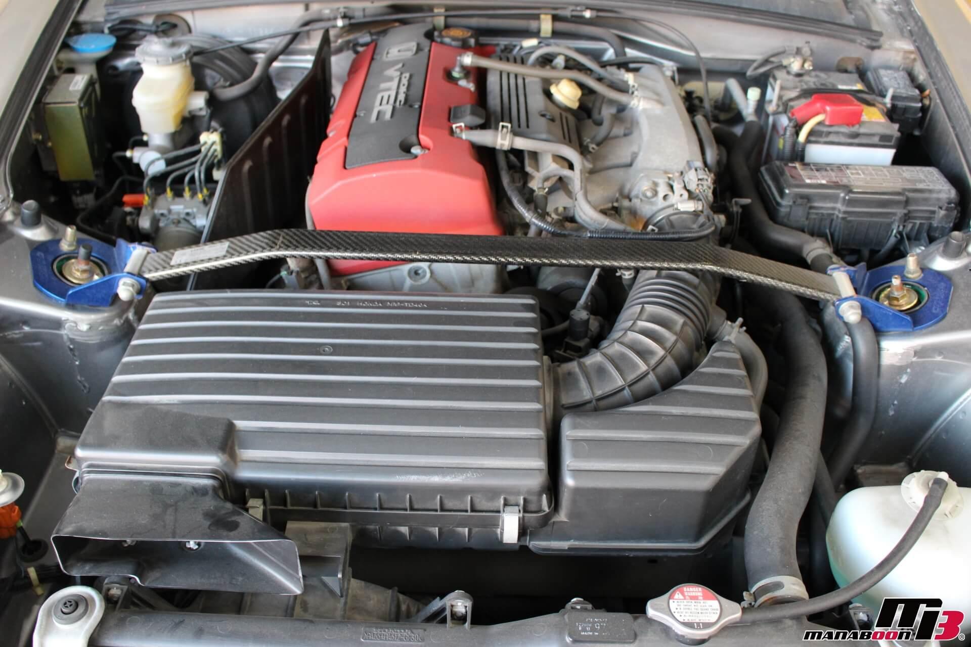 S2000エンジンルーム画像