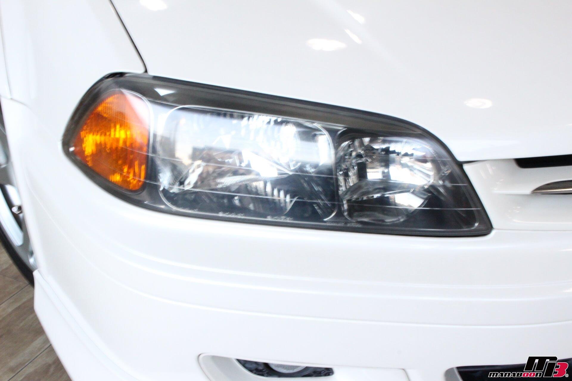 トルネオユーロR右ヘッドライト画像