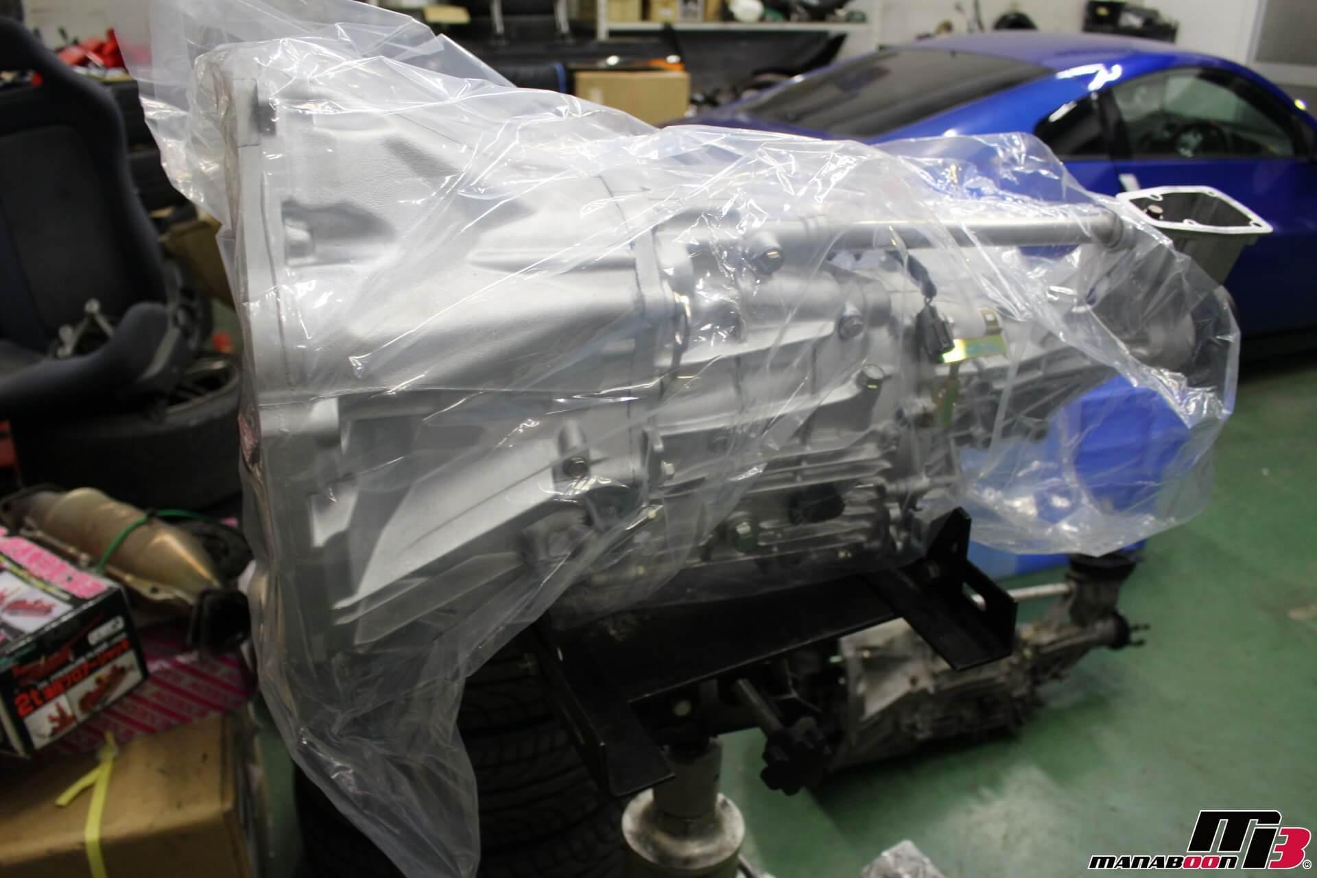 S2000スプーンOH済みミッション画像