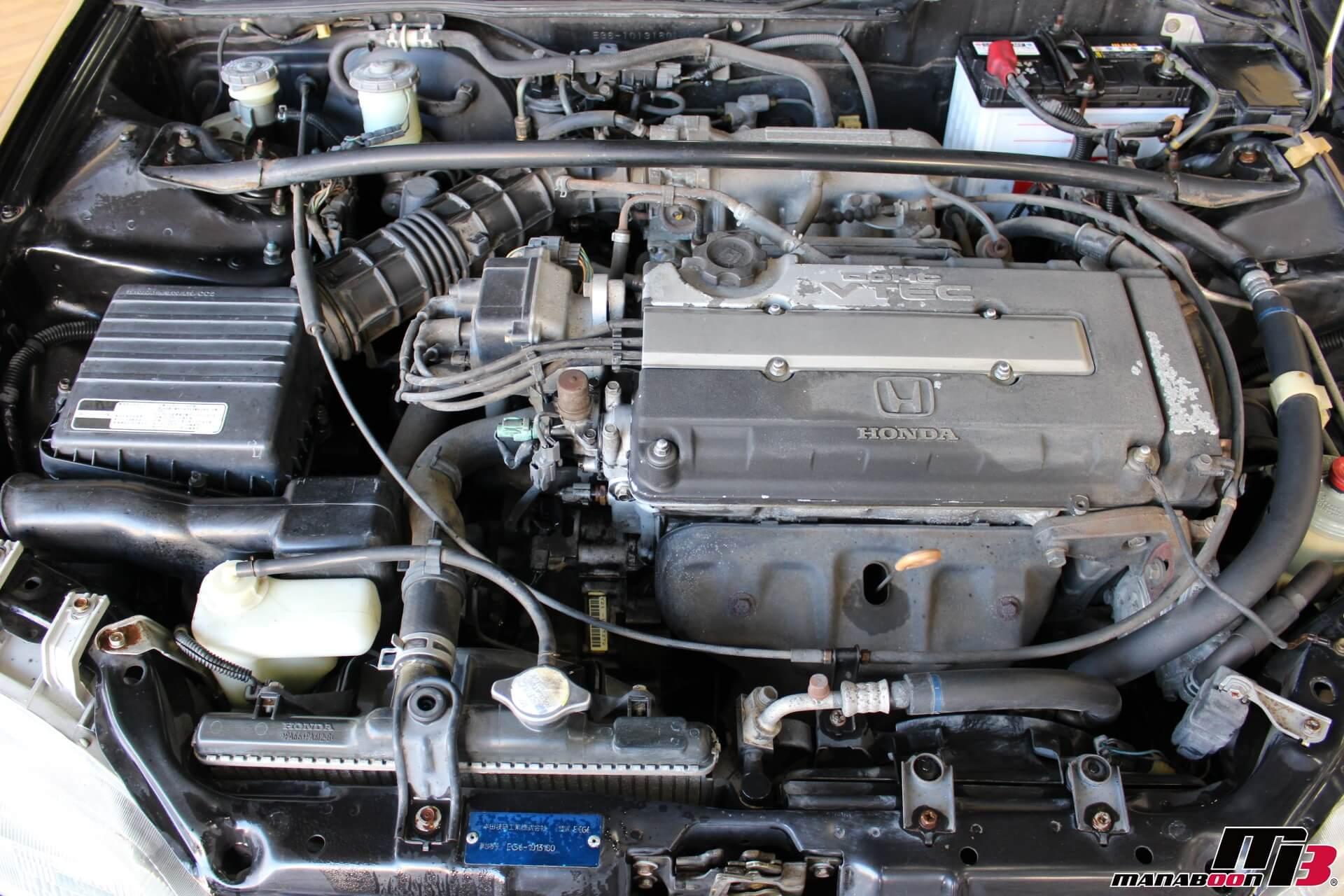 B16Aエンジン画像