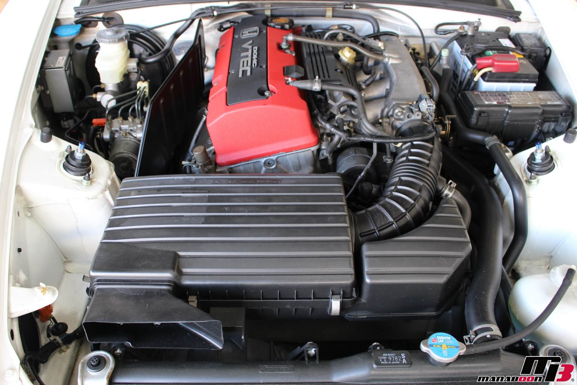 S2000 エンジンルーム画像