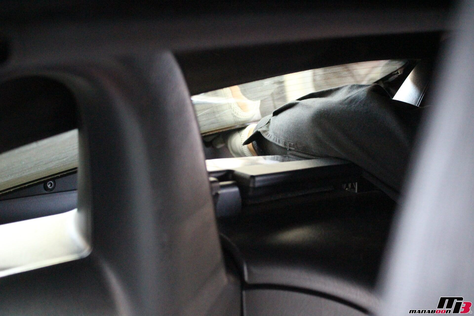 S2000 ガラス幌交換作業画像
