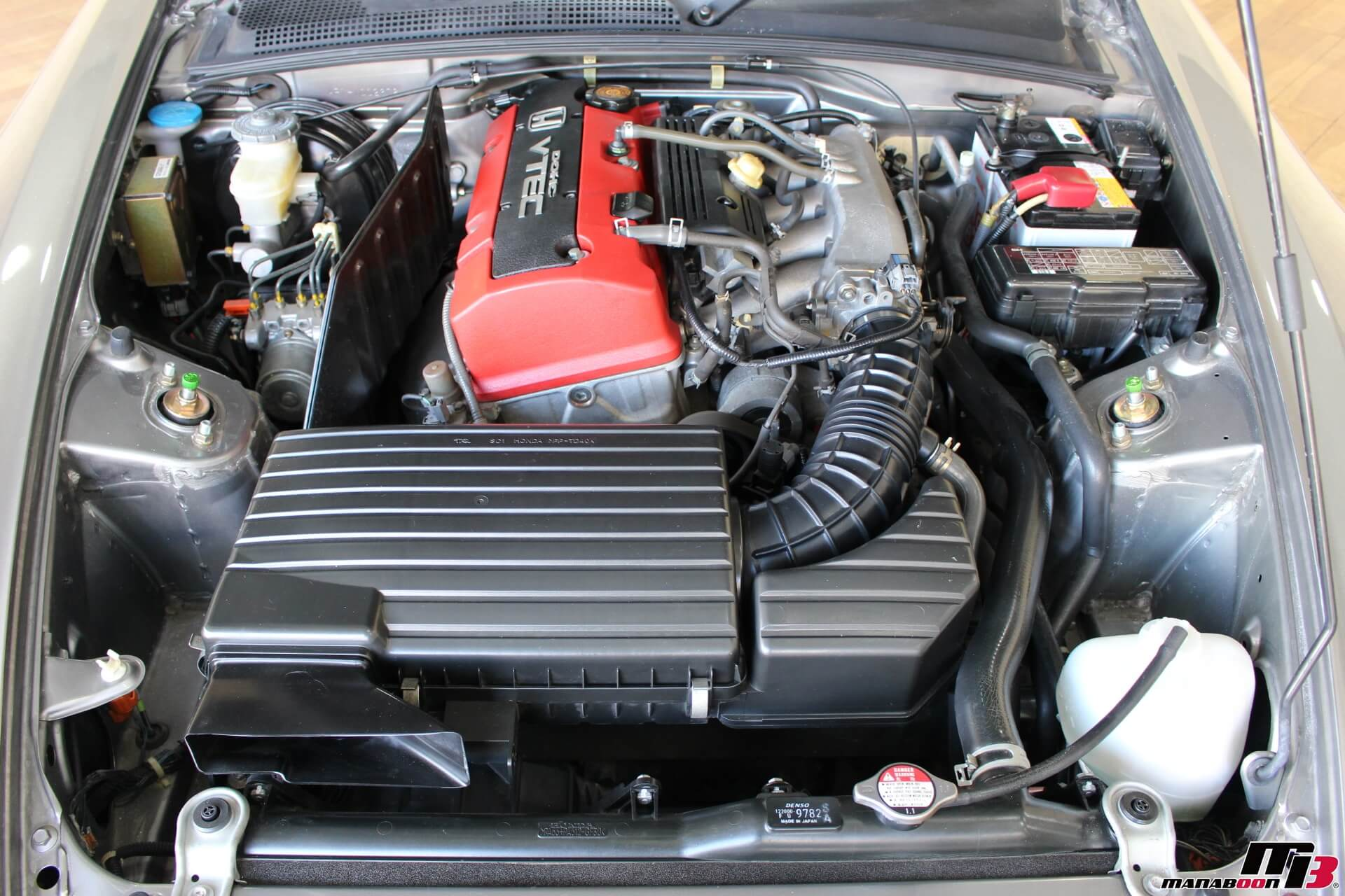 S2000(AP1)エンジンルーム画像