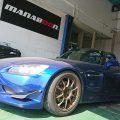 S2000にフルバケ・4点ベルトなどのサーキットアイテムを投入!
