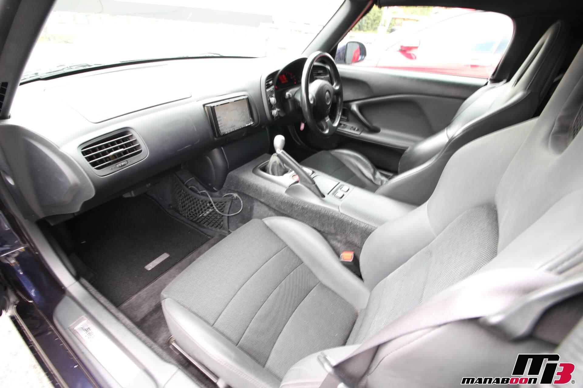S2000内装画像