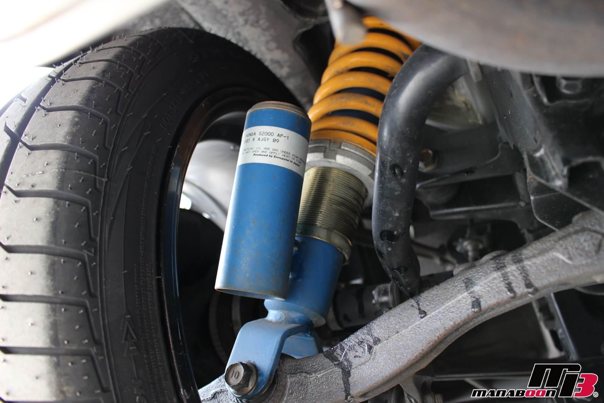 S2000 ビルシュタイン車高調画像