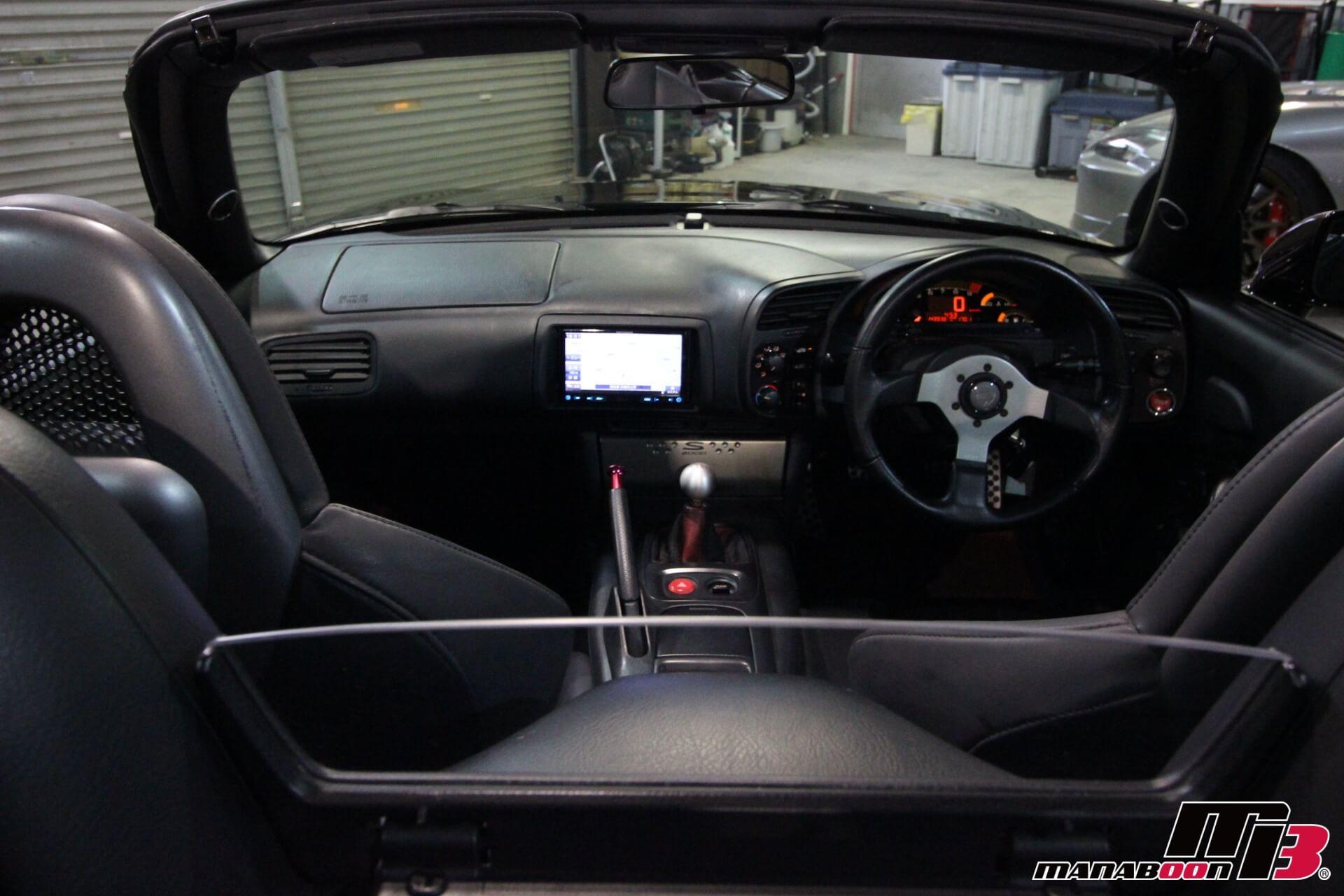 S2000 内装画像