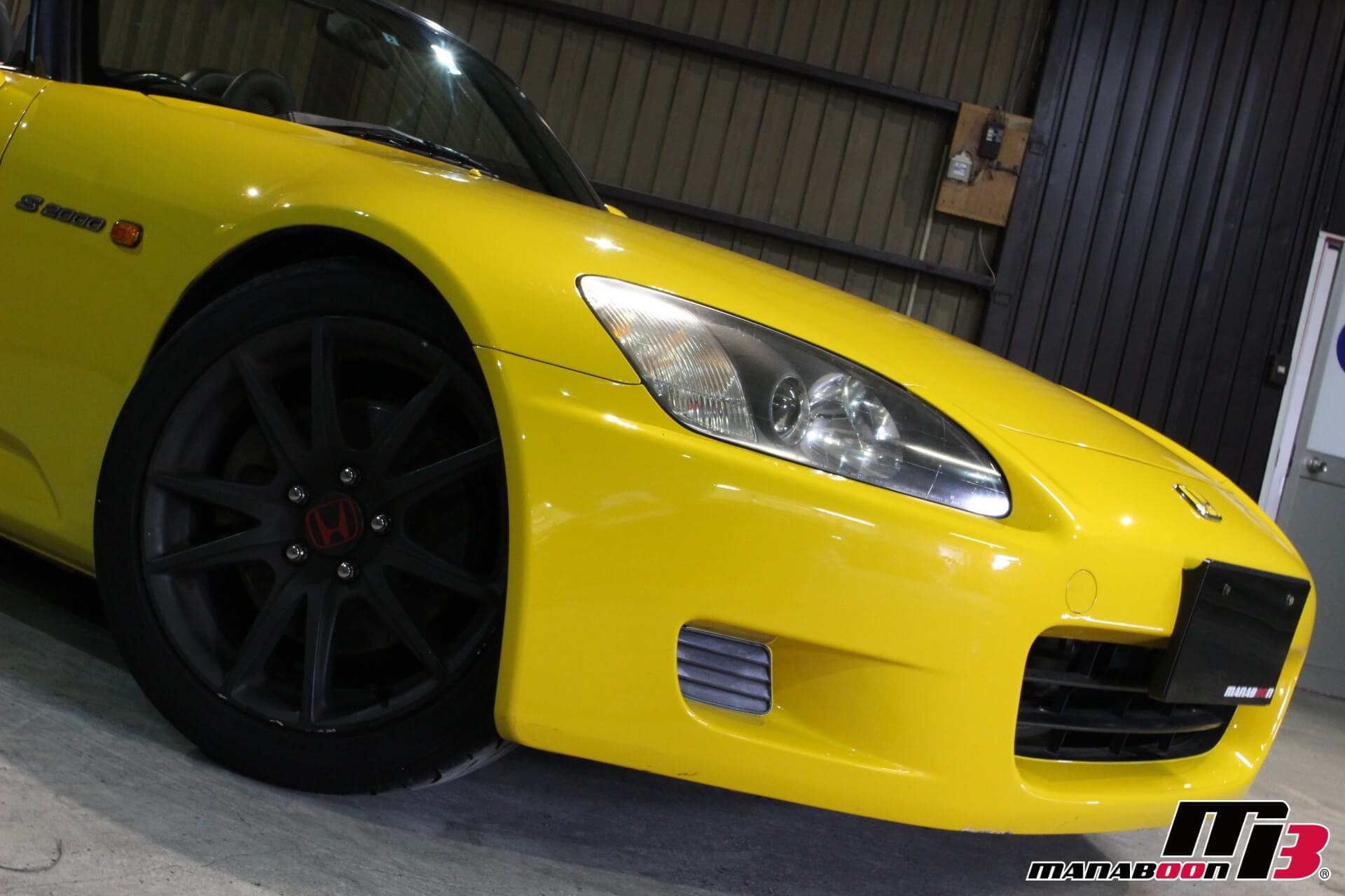 S2000(AP1)インディイエロー・パール画像