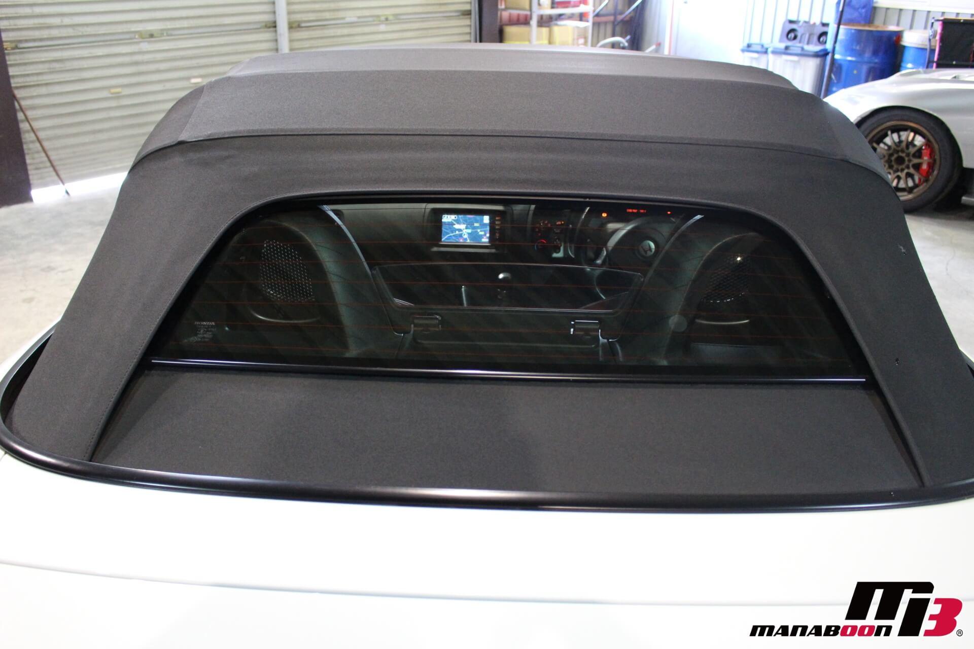 S2000ガラス幌画像
