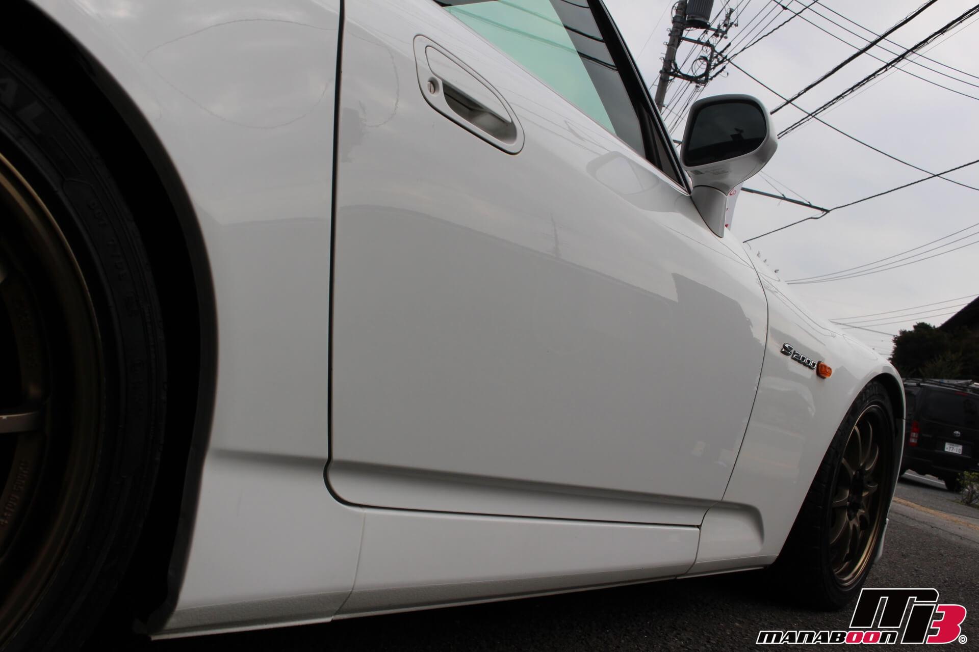 S2000ボディサイド画像