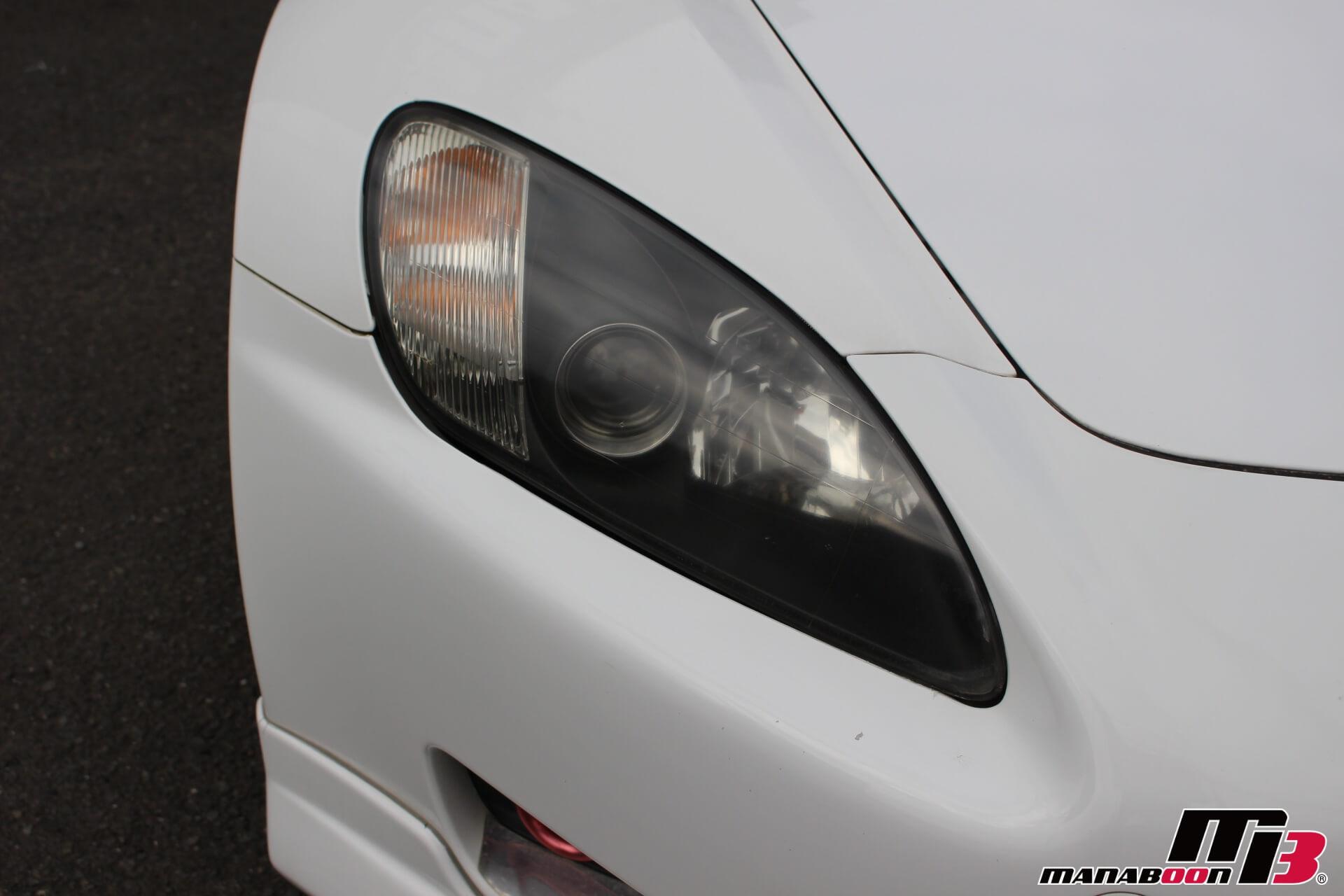 S2000右ヘッドライト画像