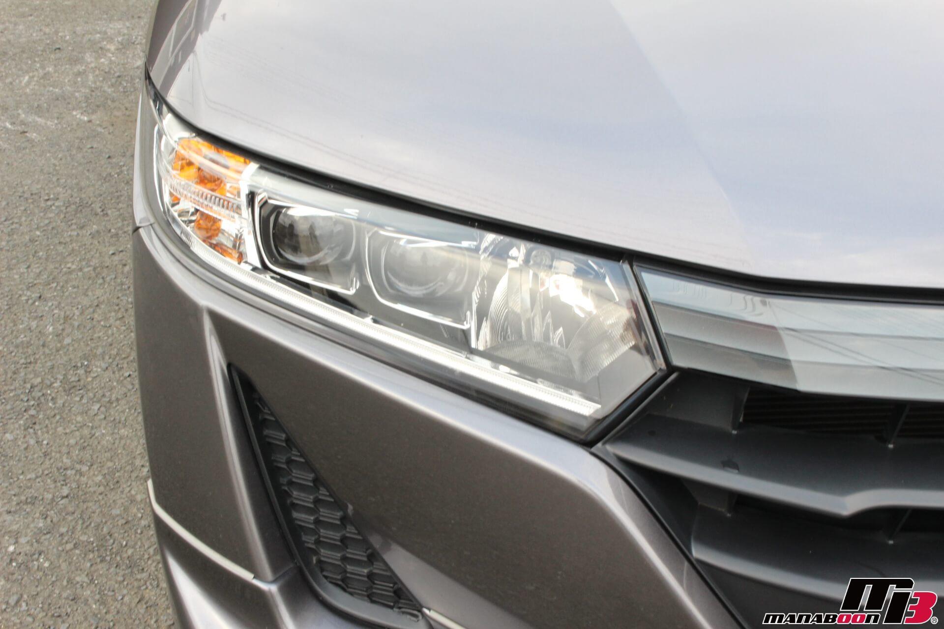 S660(JW5)LEDヘッドライト画像