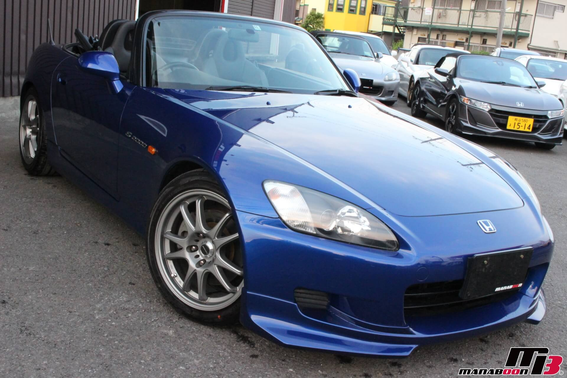 S2000 モンテカルロブルー画像