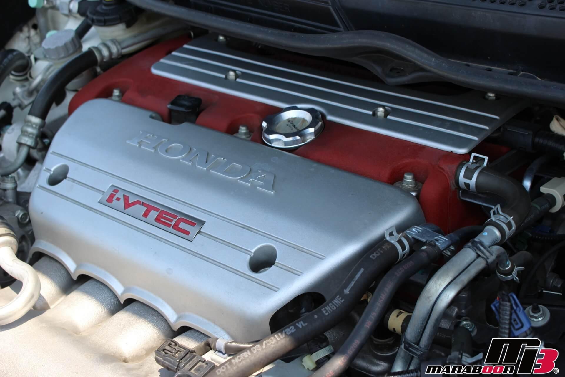 シビックタイプR(FD2) K20Aエンジン画像