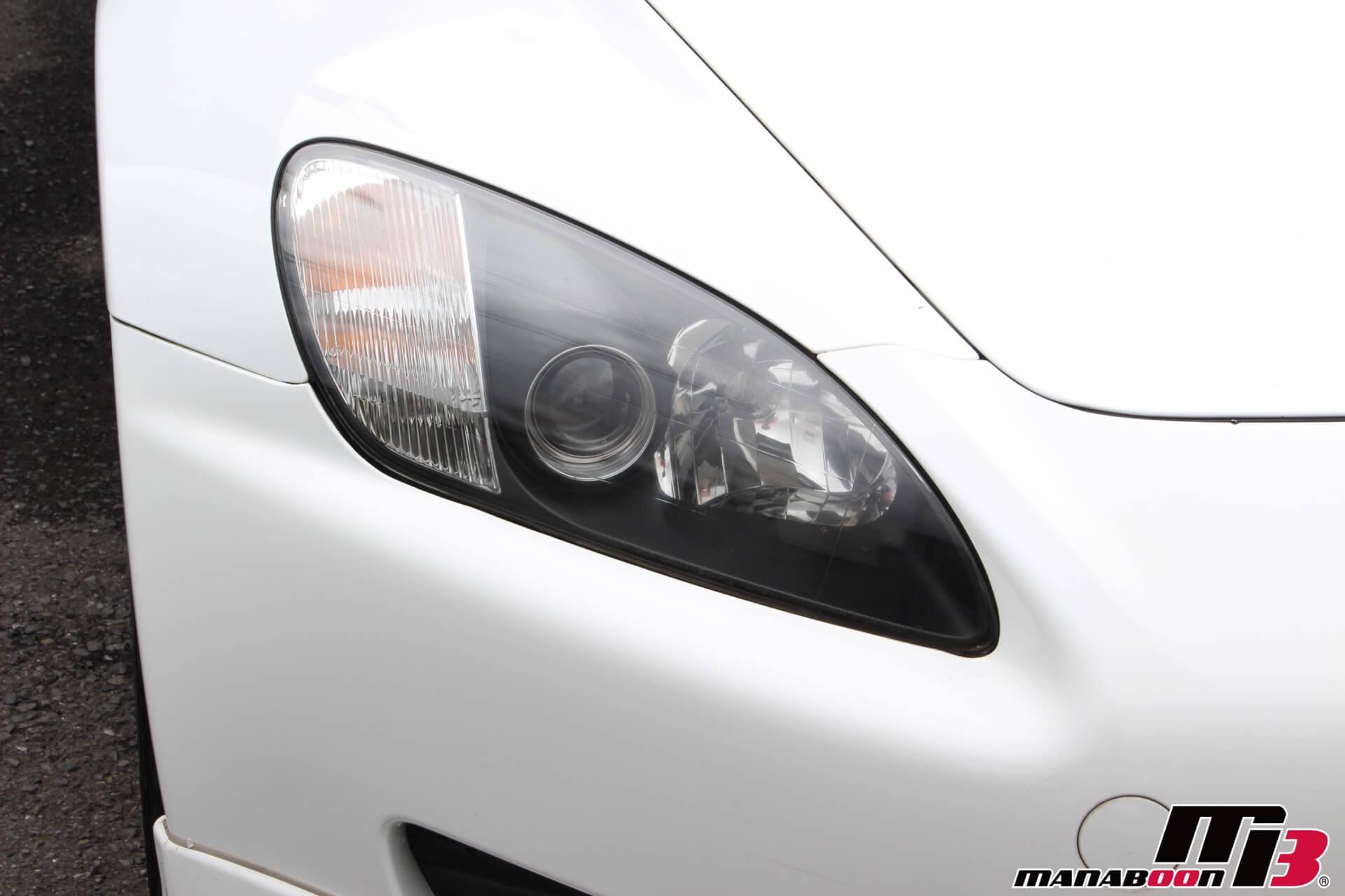 S2000ヘッドライト画像