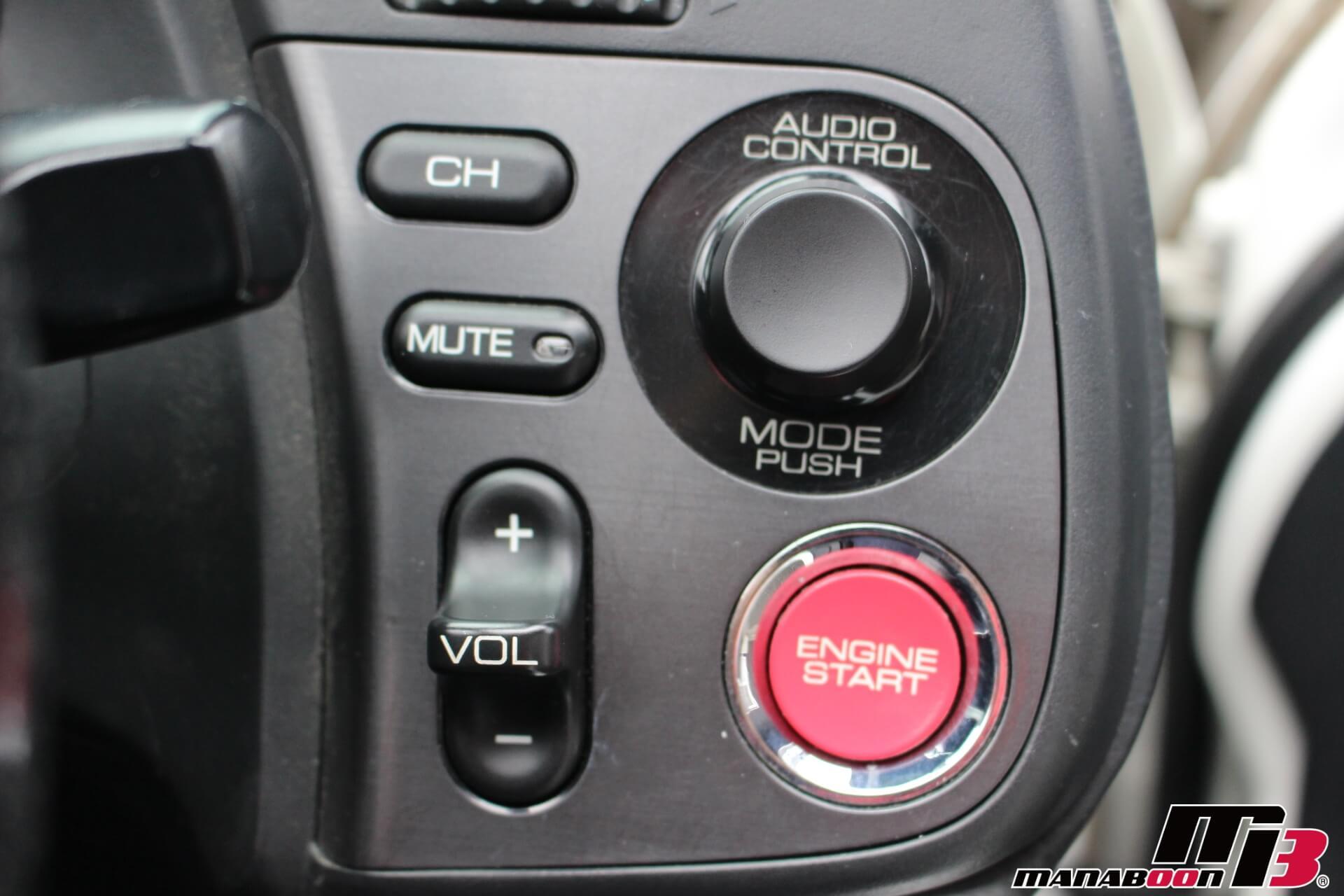 S2000エンジンスターターボタン画像