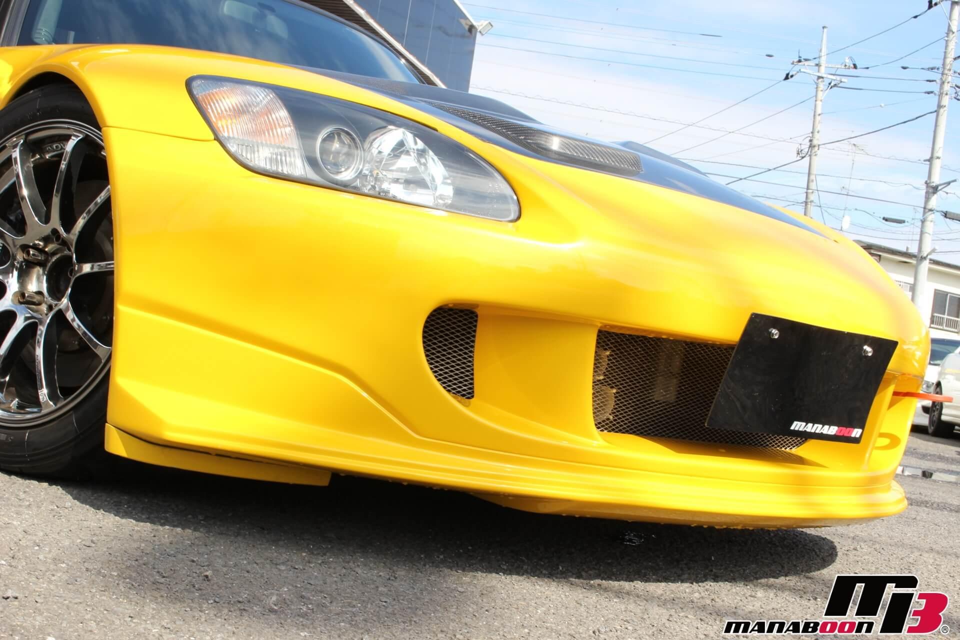 S2000 アミューズバンパー画像