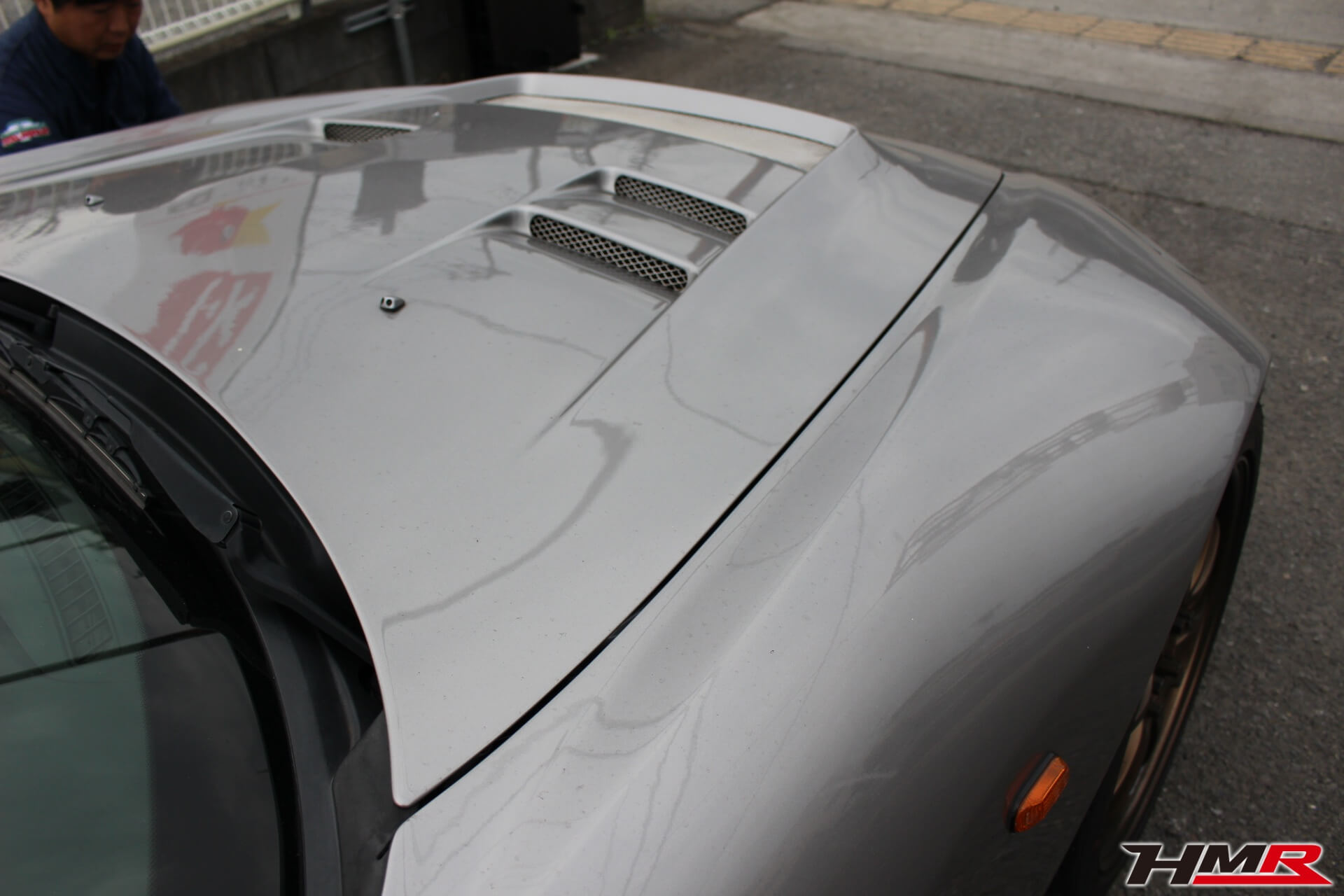 S2000ガラスコーティング画像