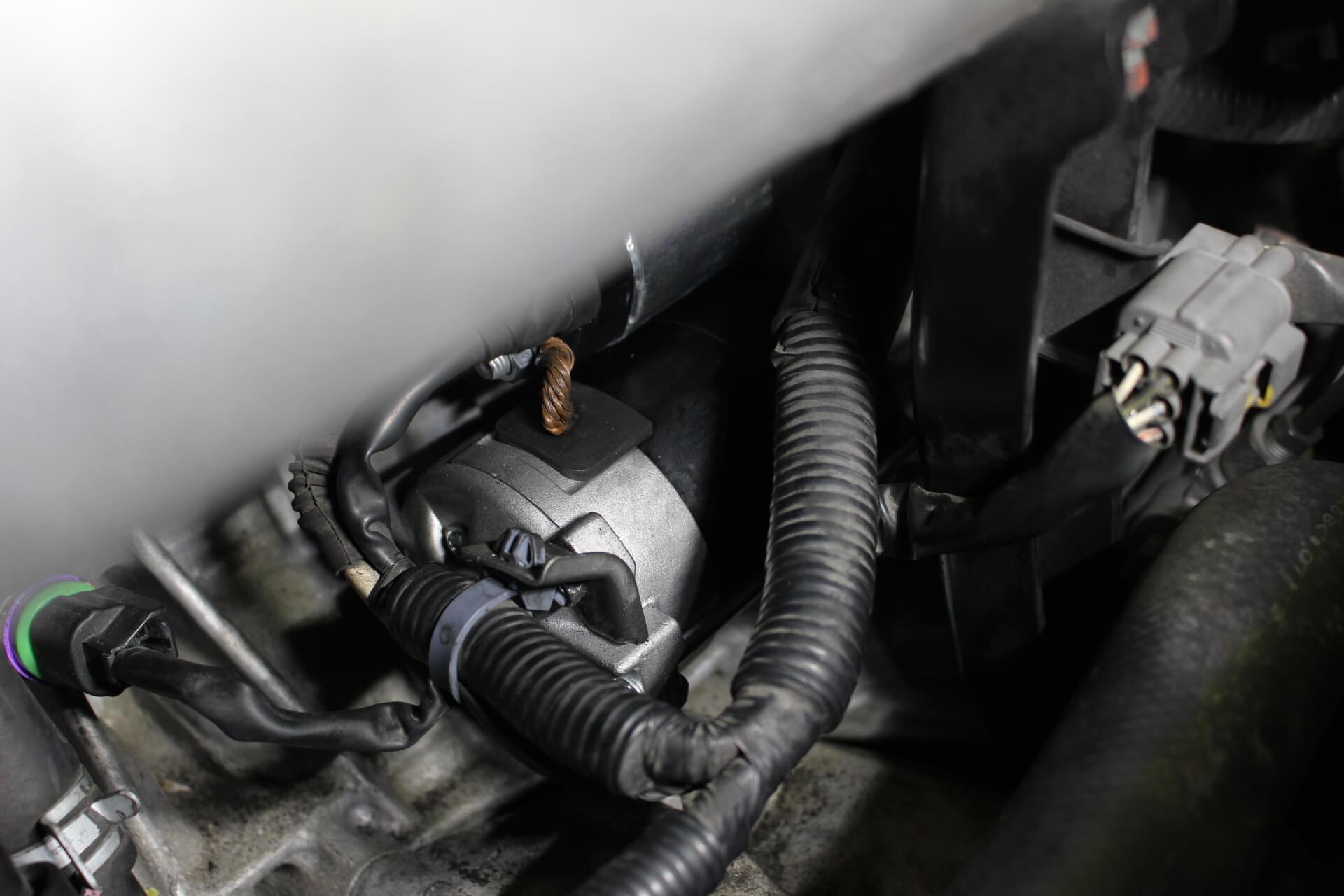 アコードユーロR(CL7)エンジンスターター画像