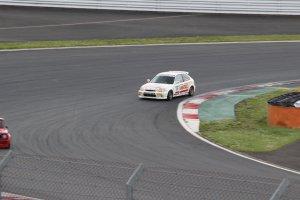 HONDA シビック 『チームウエストヒル シビック EK9 90号車』