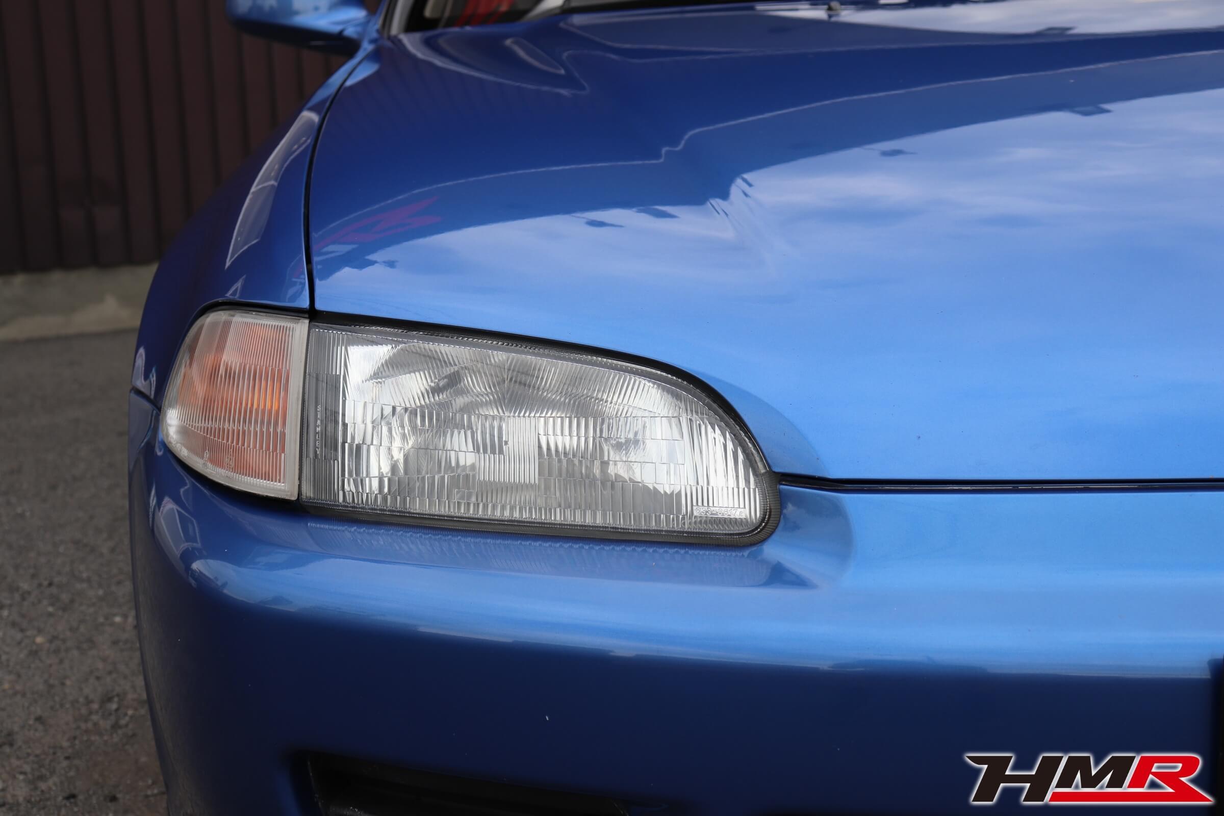 シビックSiR2(EG6)ヘッドライト