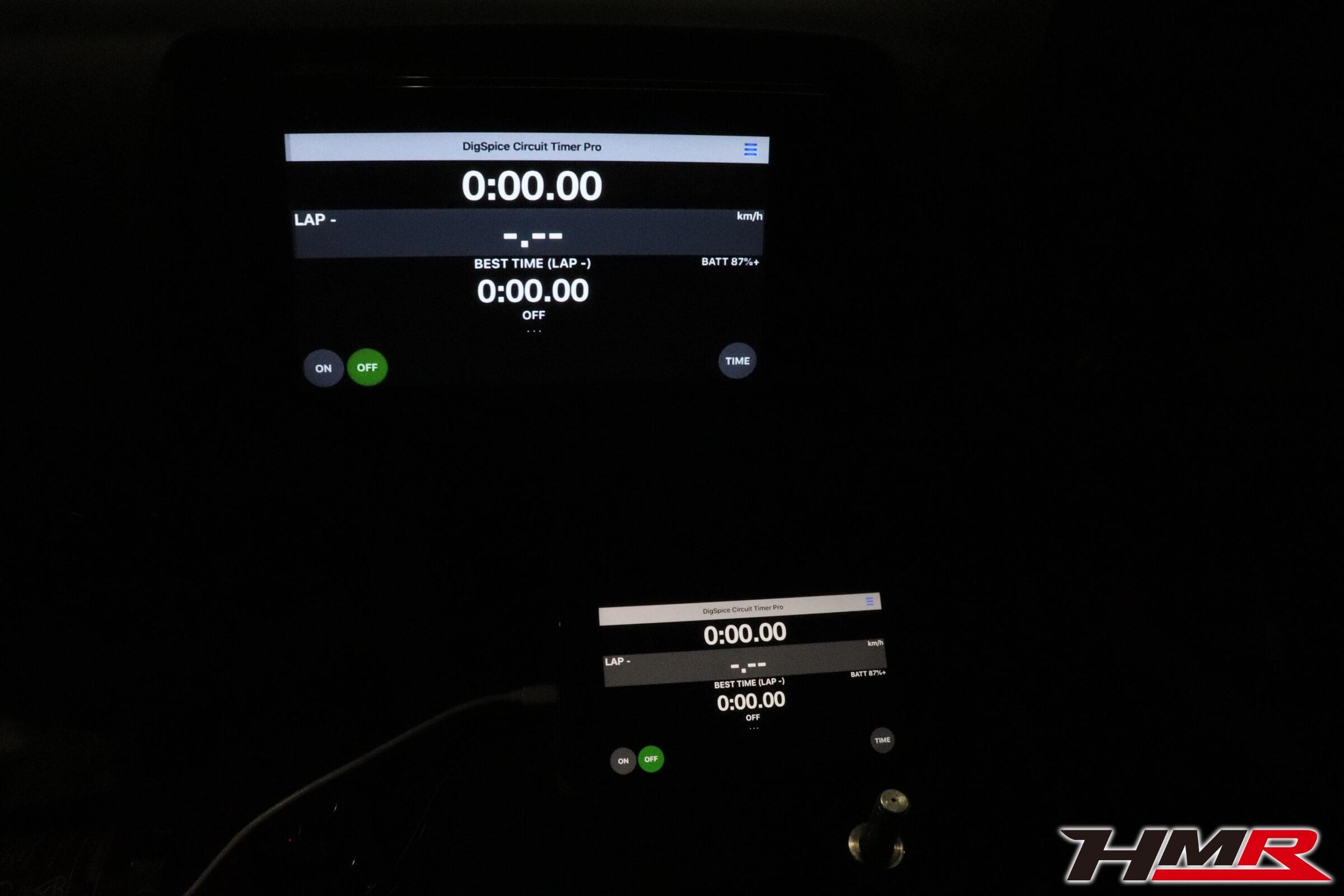 S2000スマホミラーリング
