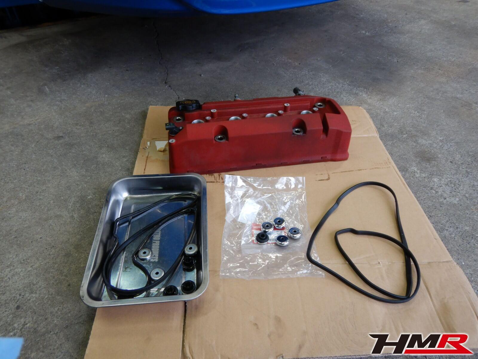 S2000(AP2)オイル漏れ