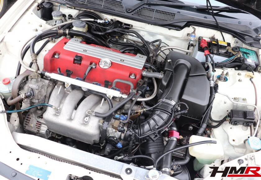 シビックタイプR(EK9)K20Aエンジン