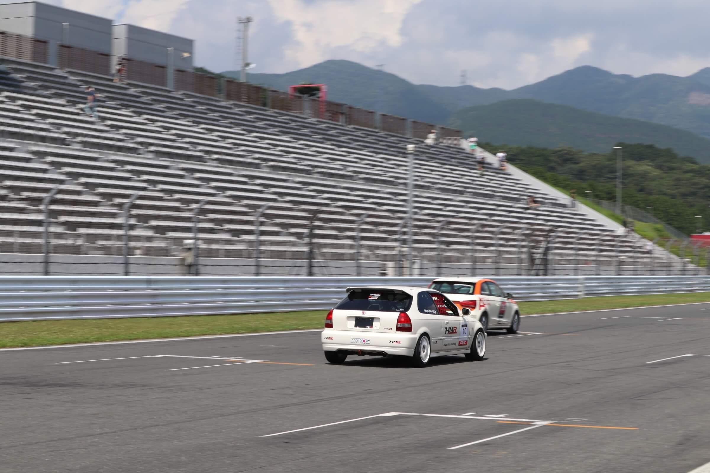 Fuji1-GP EK9レース