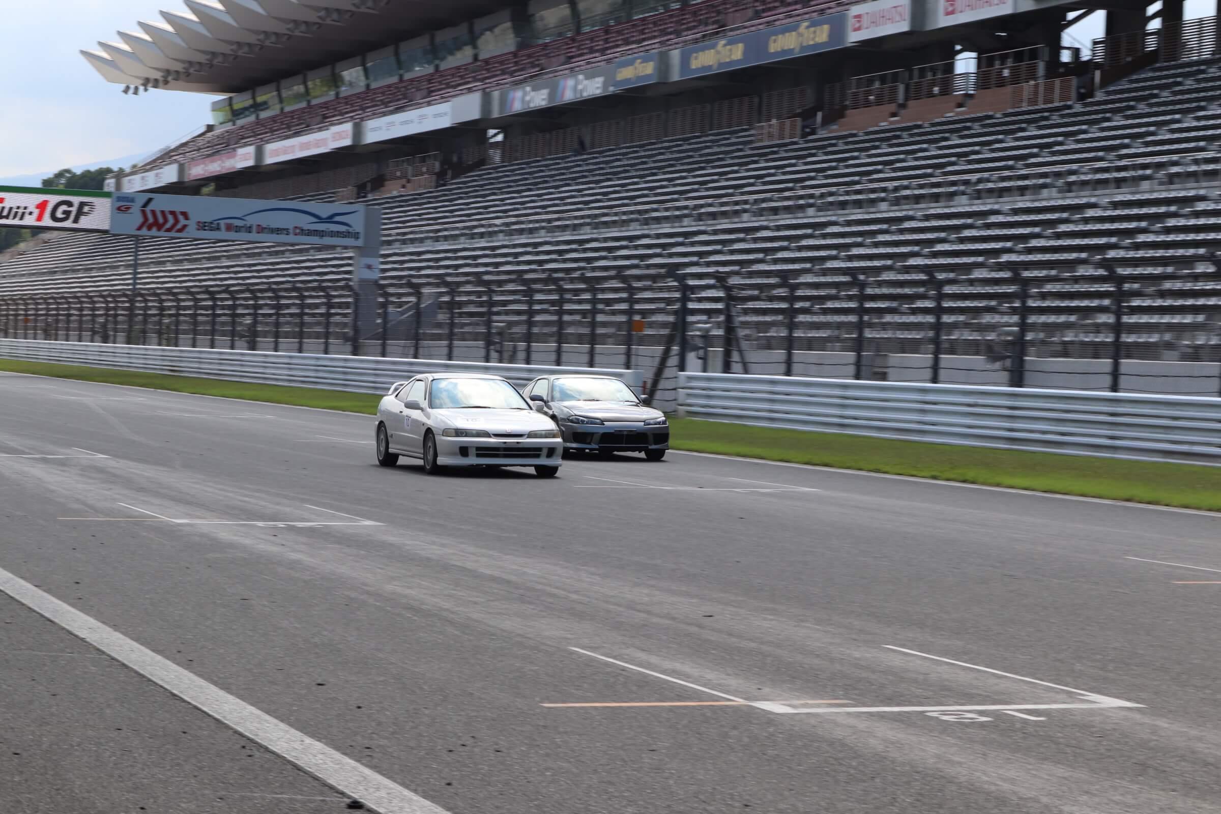 Fuji1-GP DC2レース