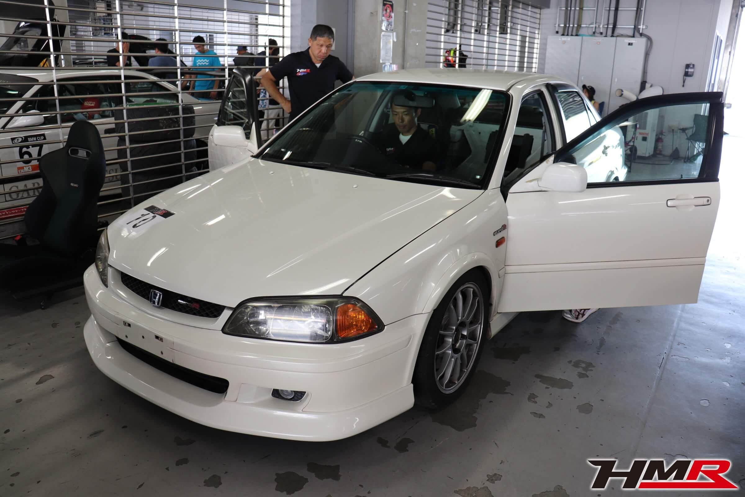 Fuji1-GP CL1レース車両