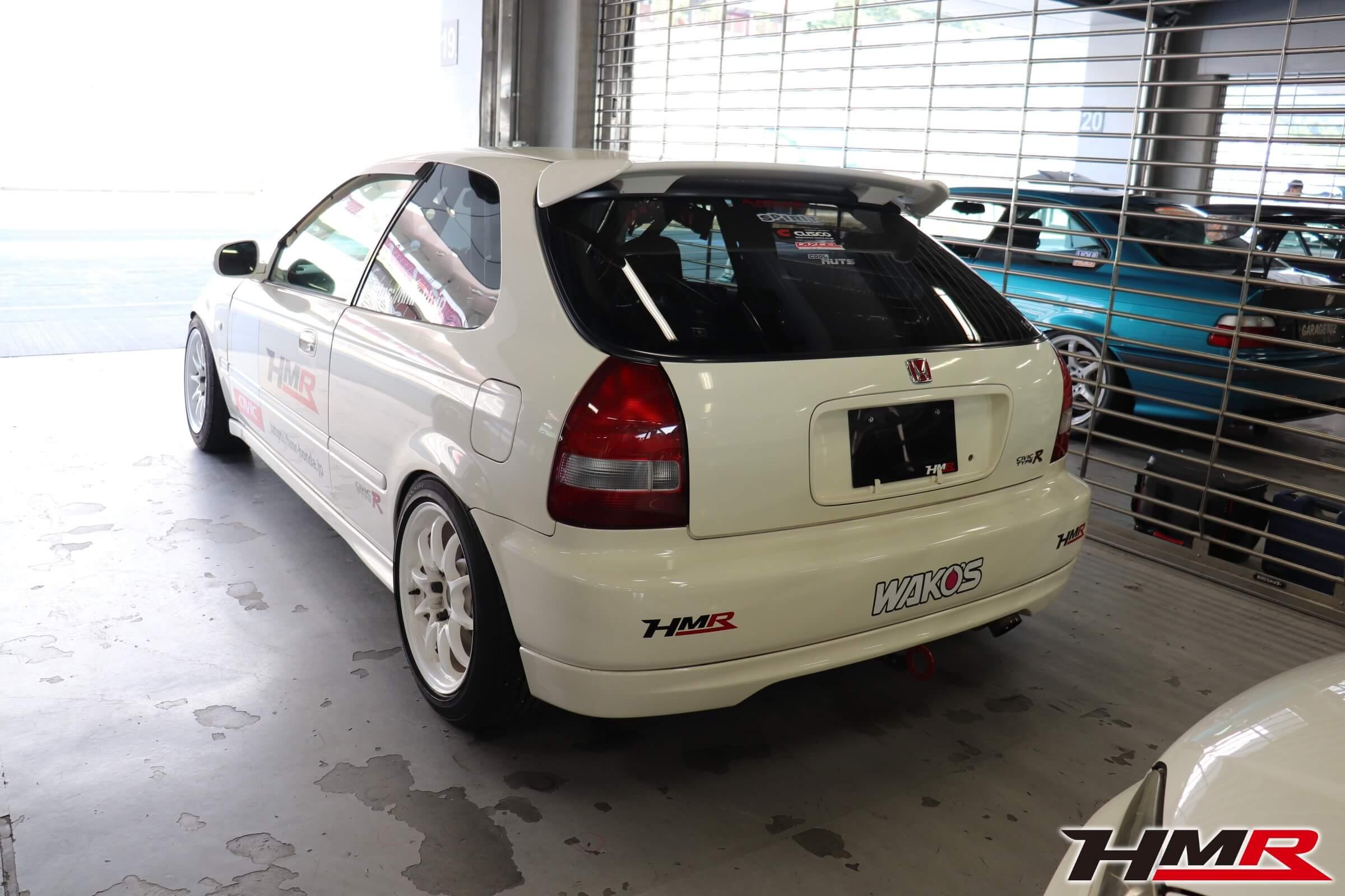 Fuji1-GP EK9レース車両