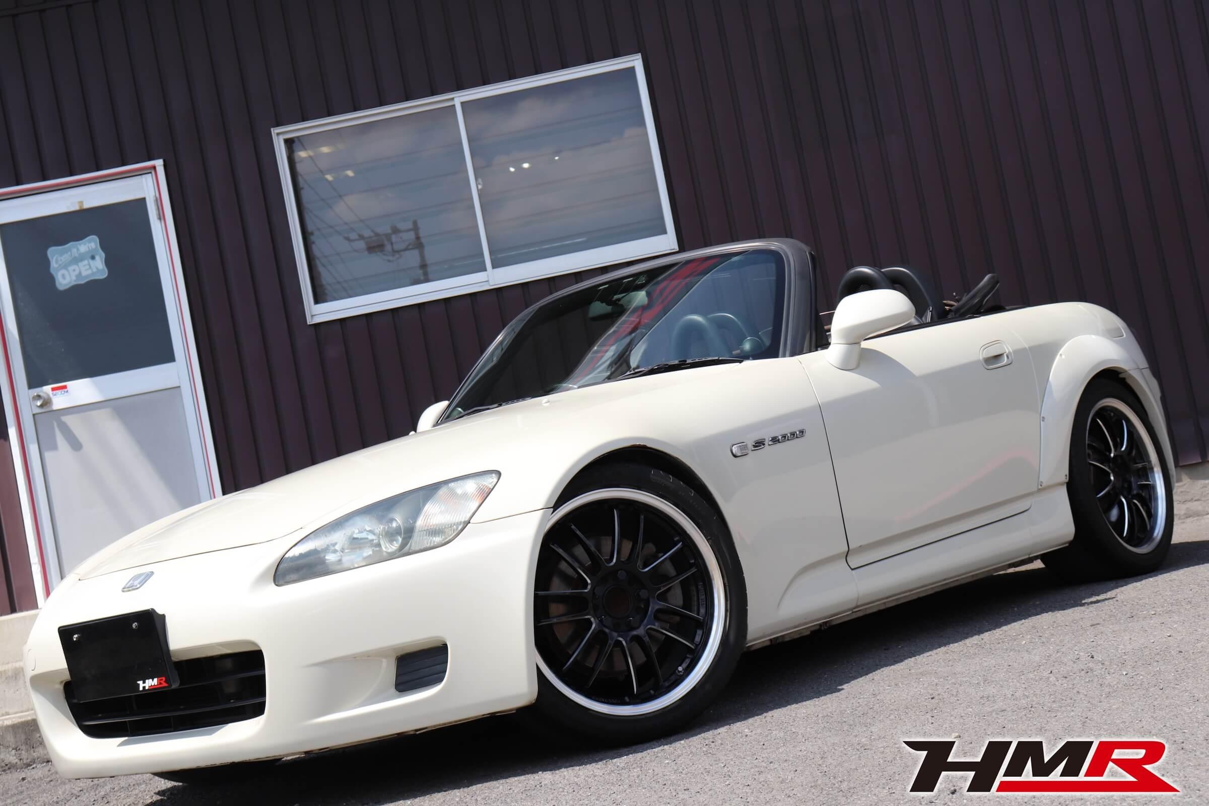 S2000(AP1)パールホワイト
