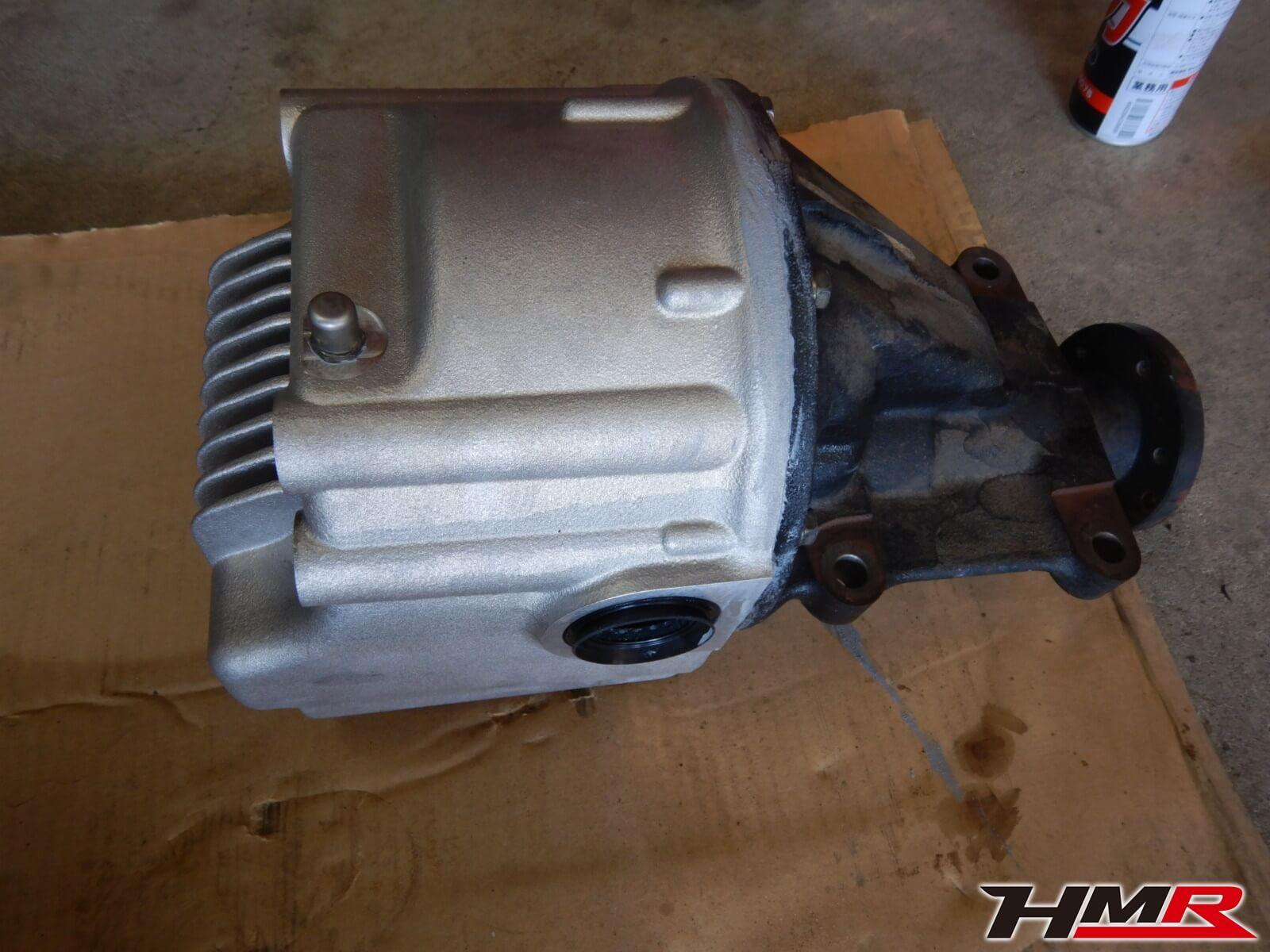S2000(AP1)トラスト デフカバー ガセットプレート