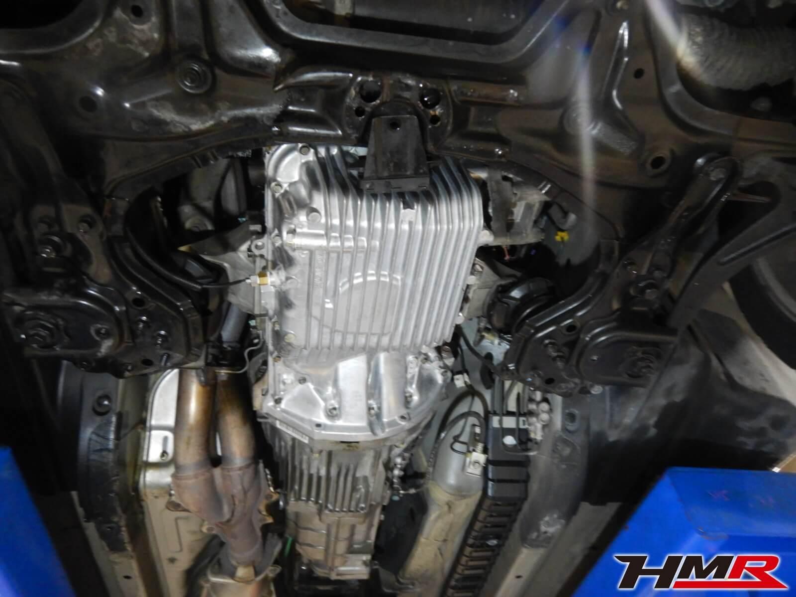 S2000 AP1 TODA バッフルプレート オイルパン