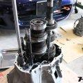 S2000のミッション修理。シフトがグニャグニャと渋いフィーリングを改善