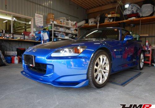 S2000(AP2)車検 無限